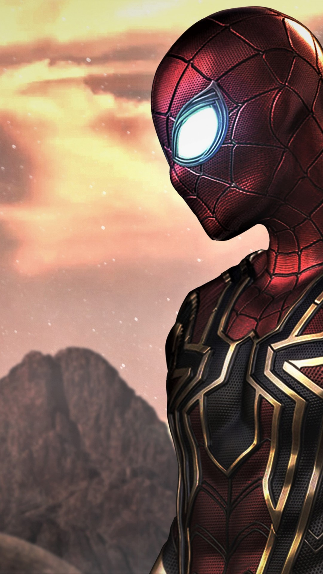 Wallpaper Spider Man Far From Home Poster 4k Movies 21158