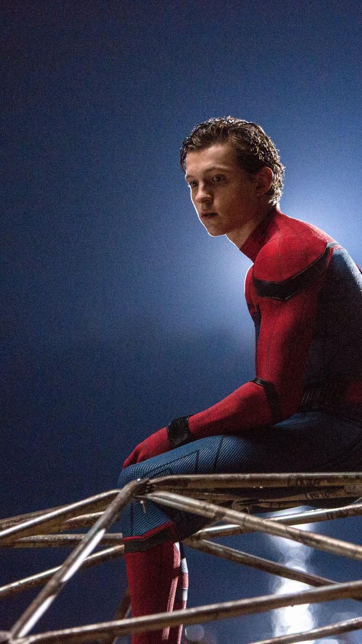 Wallpaper Spider-Man: Homecoming, 4k, 8k, Tom Holland ...