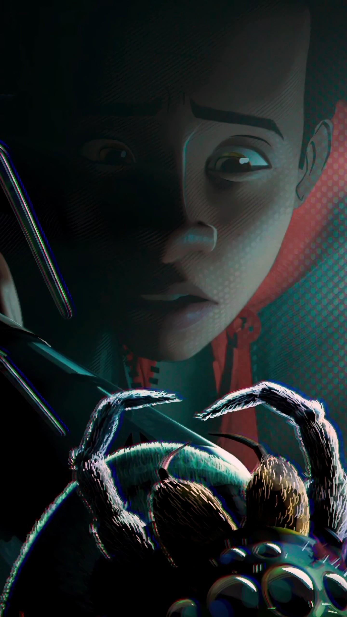 Wallpaper Spider Man Into The Spider Verse 4k Movies 17023
