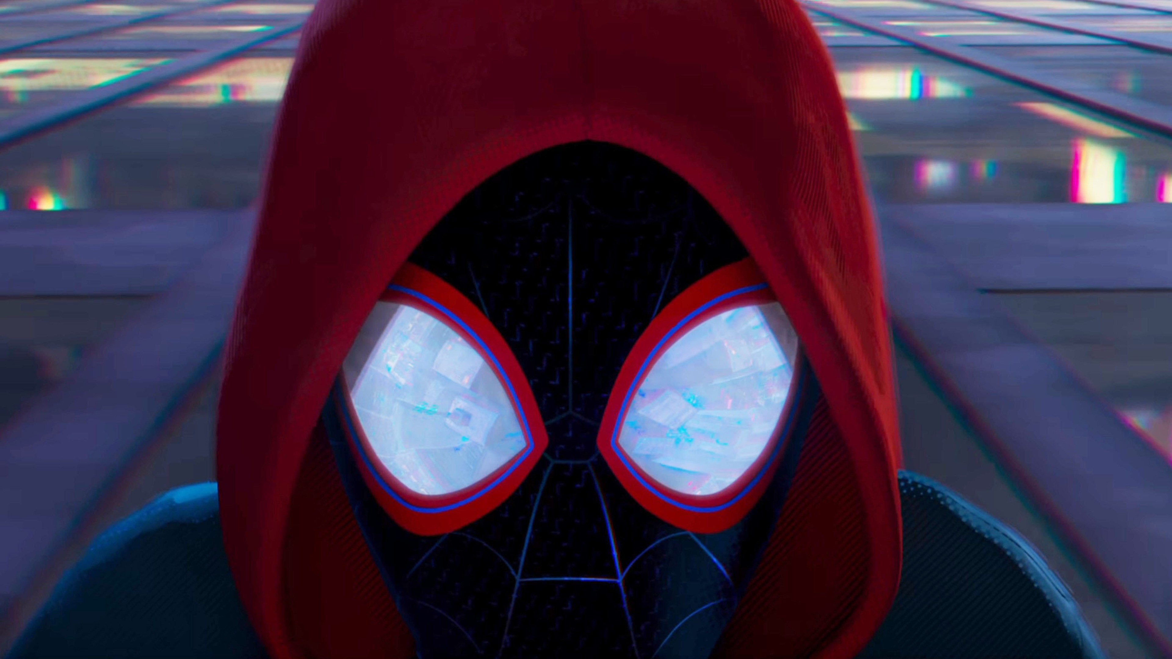Wallpaper SpiderMan: Into the SpiderVerse, 4k, Movies 17022