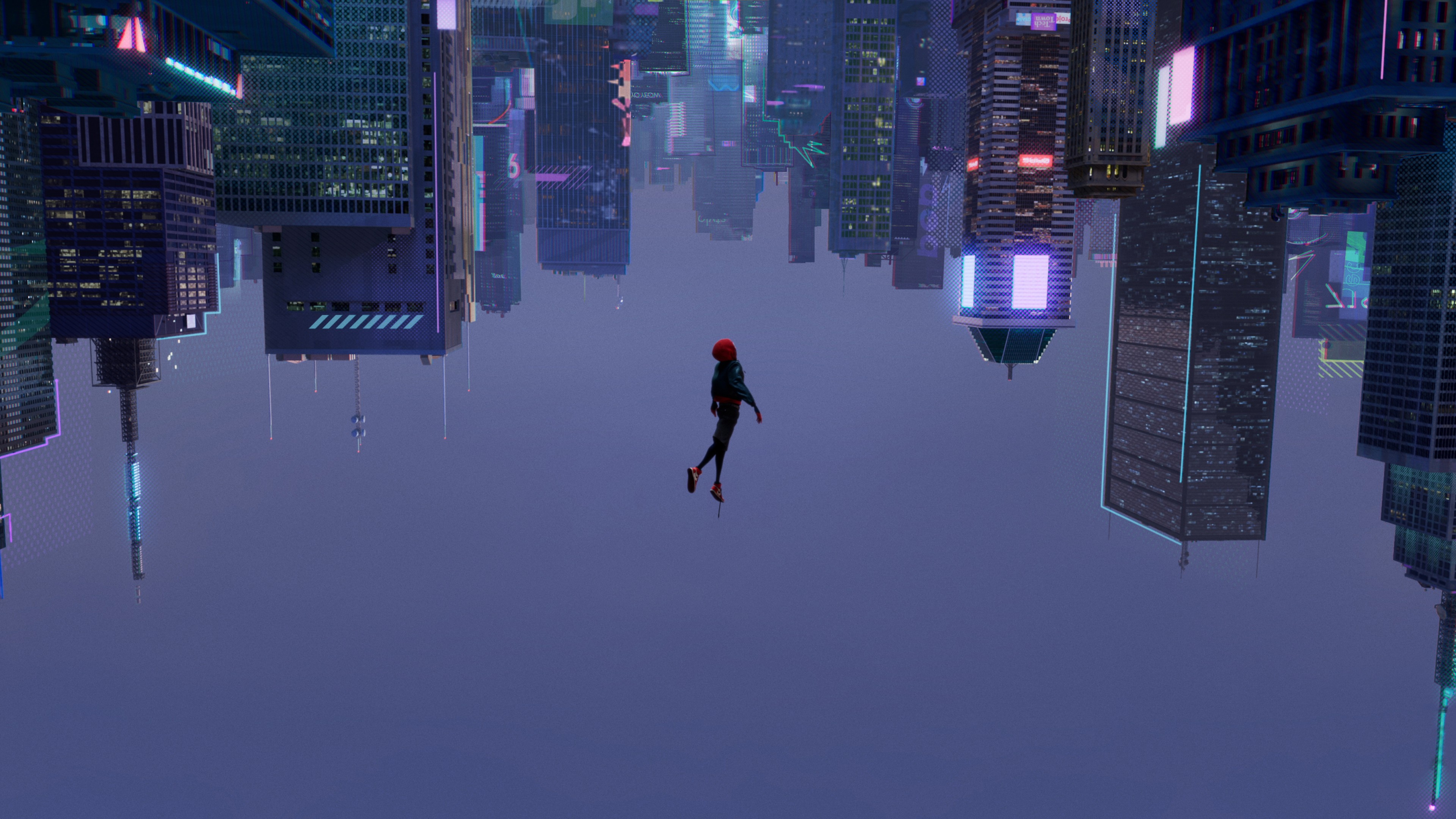 Wallpaper Spider-Man: Into the Spider-Verse, 4K, Movies #20634