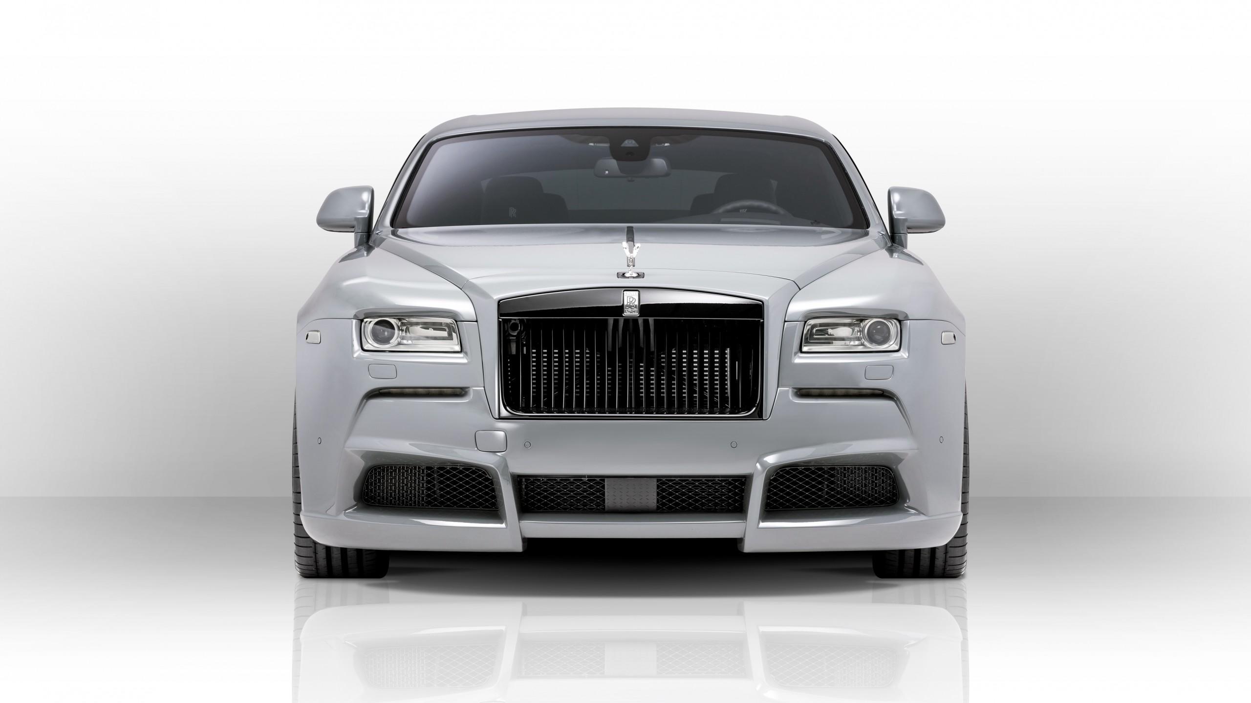 The Wraith Car >> Wallpaper Spofec Rolls Royce Wraith, Overdose, silver ...