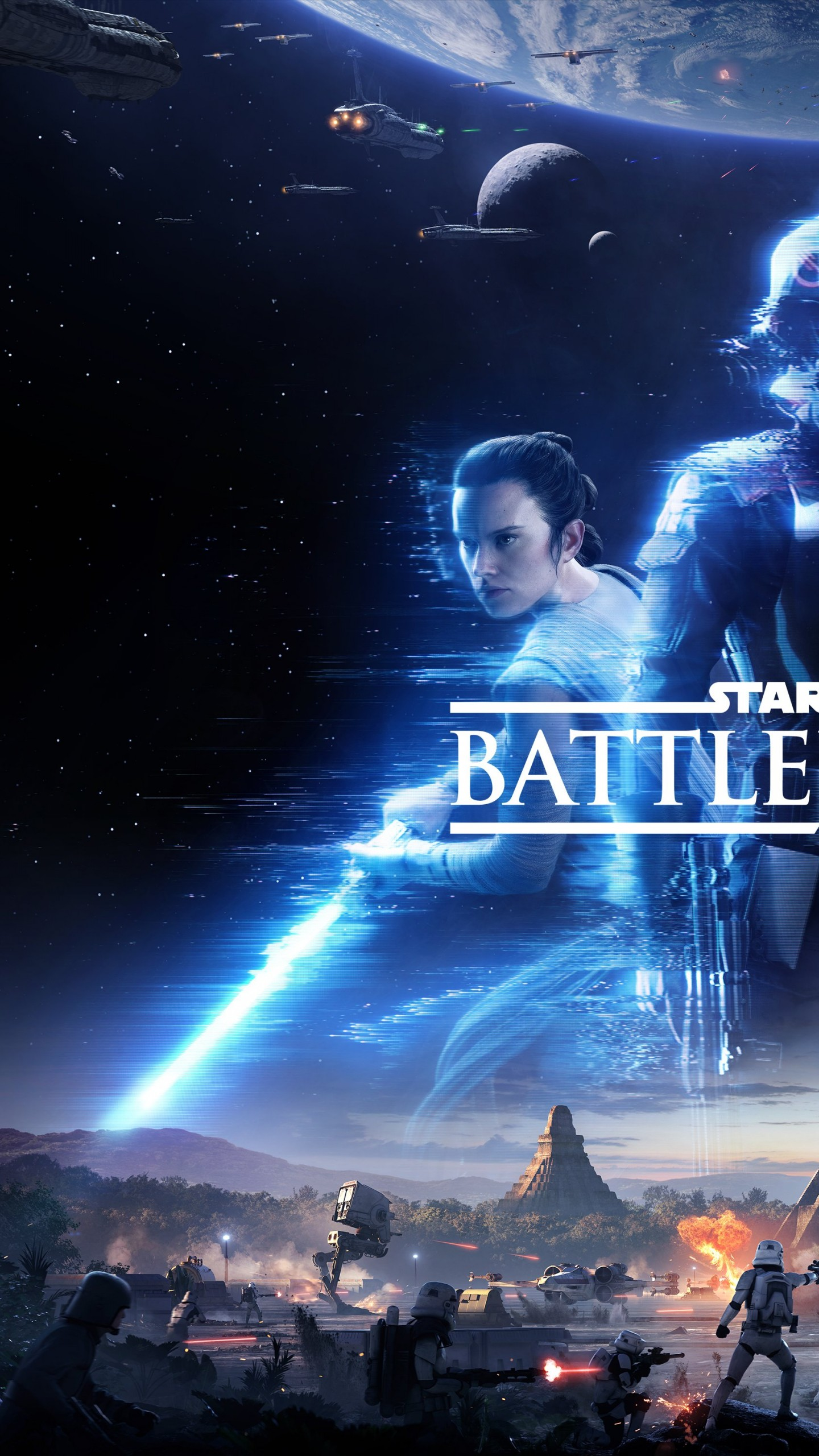 Wallpaper Star Wars Battlefront Ii 4k 5k Poster Games 13411