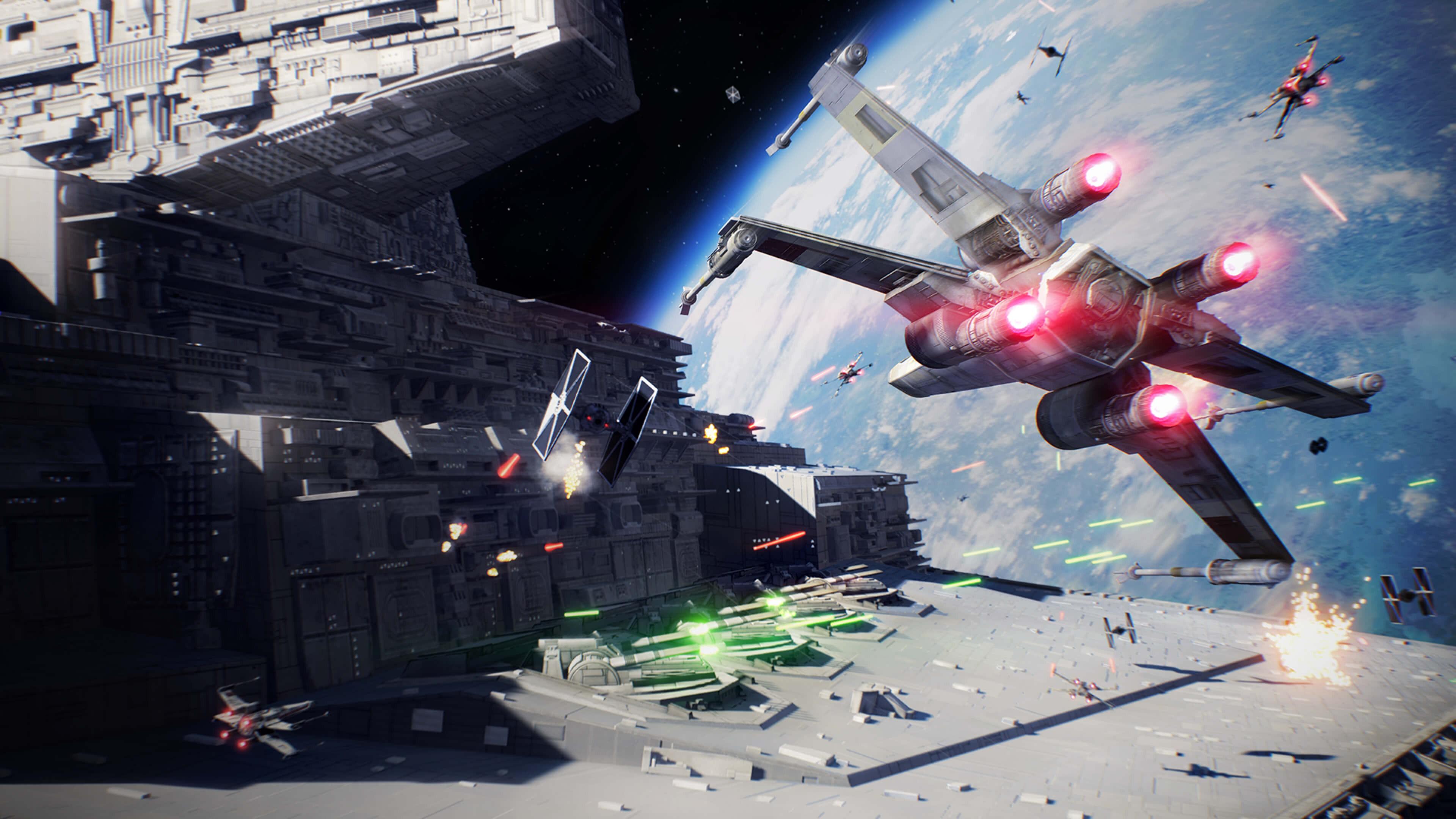 Wallpaper Star Wars Battlefront Ii 4k Screenshot Games 13413 Page 4