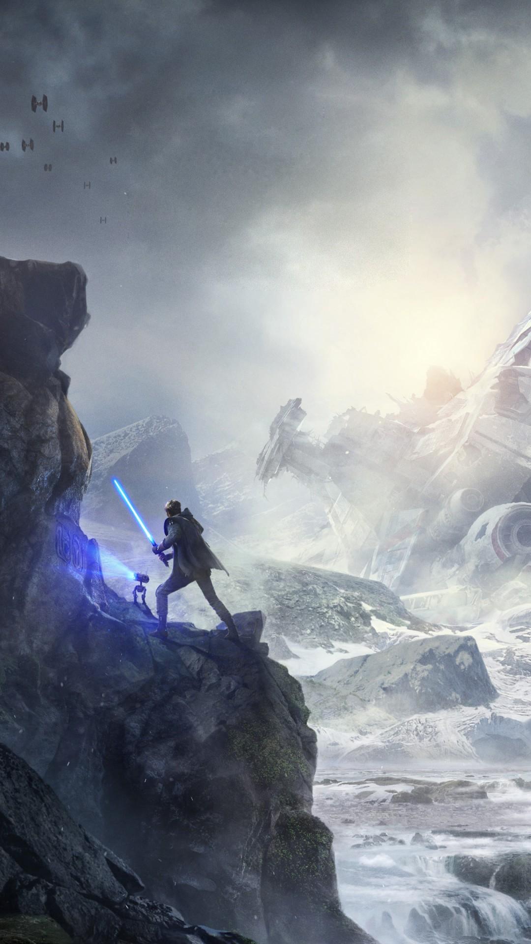 Wallpaper Star Wars Jedi Fallen Order Screenshot 4k
