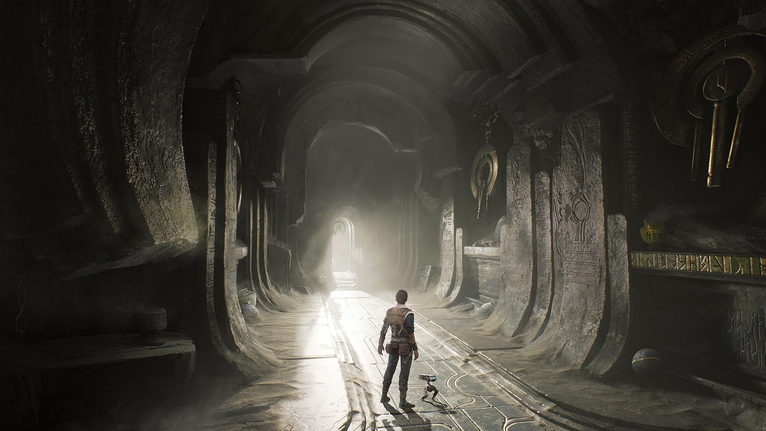 Wallpaper Star Wars Jedi Fallen Order Screenshot 4k Games 21511
