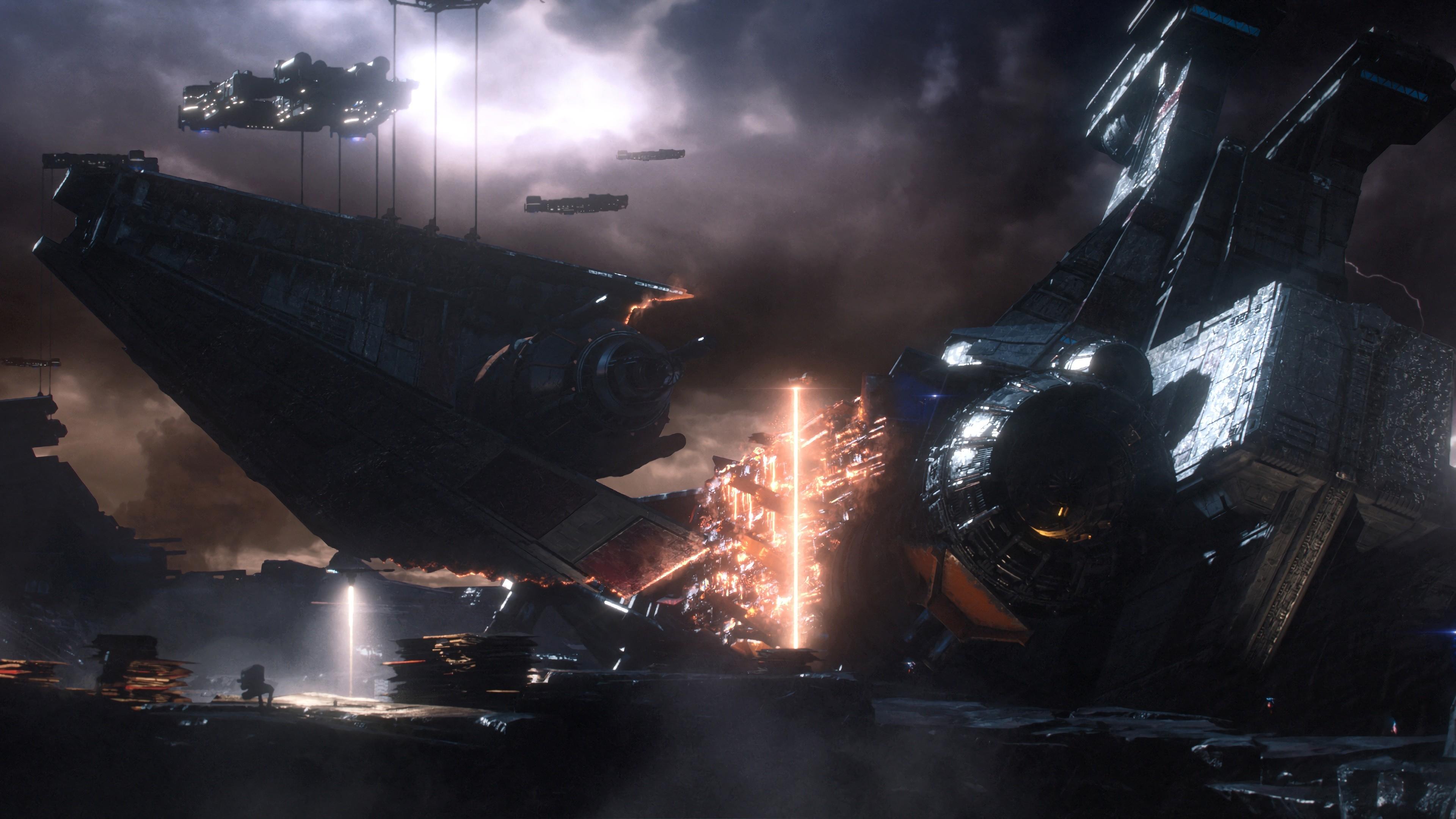 Wallpaper Star Wars Jedi Fallen Order Screenshot 4k Games 21510