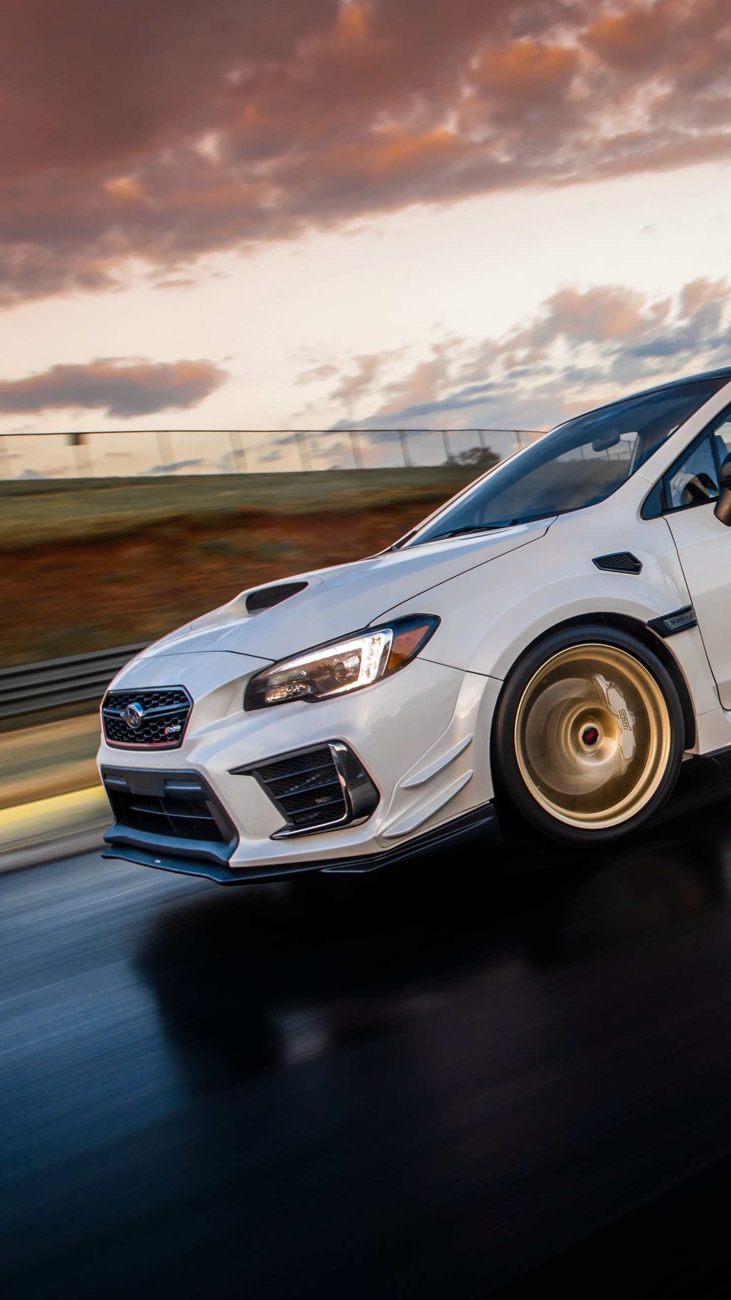 Wallpaper Subaru Sti S209 2019 Cars 2019 Detroit Auto