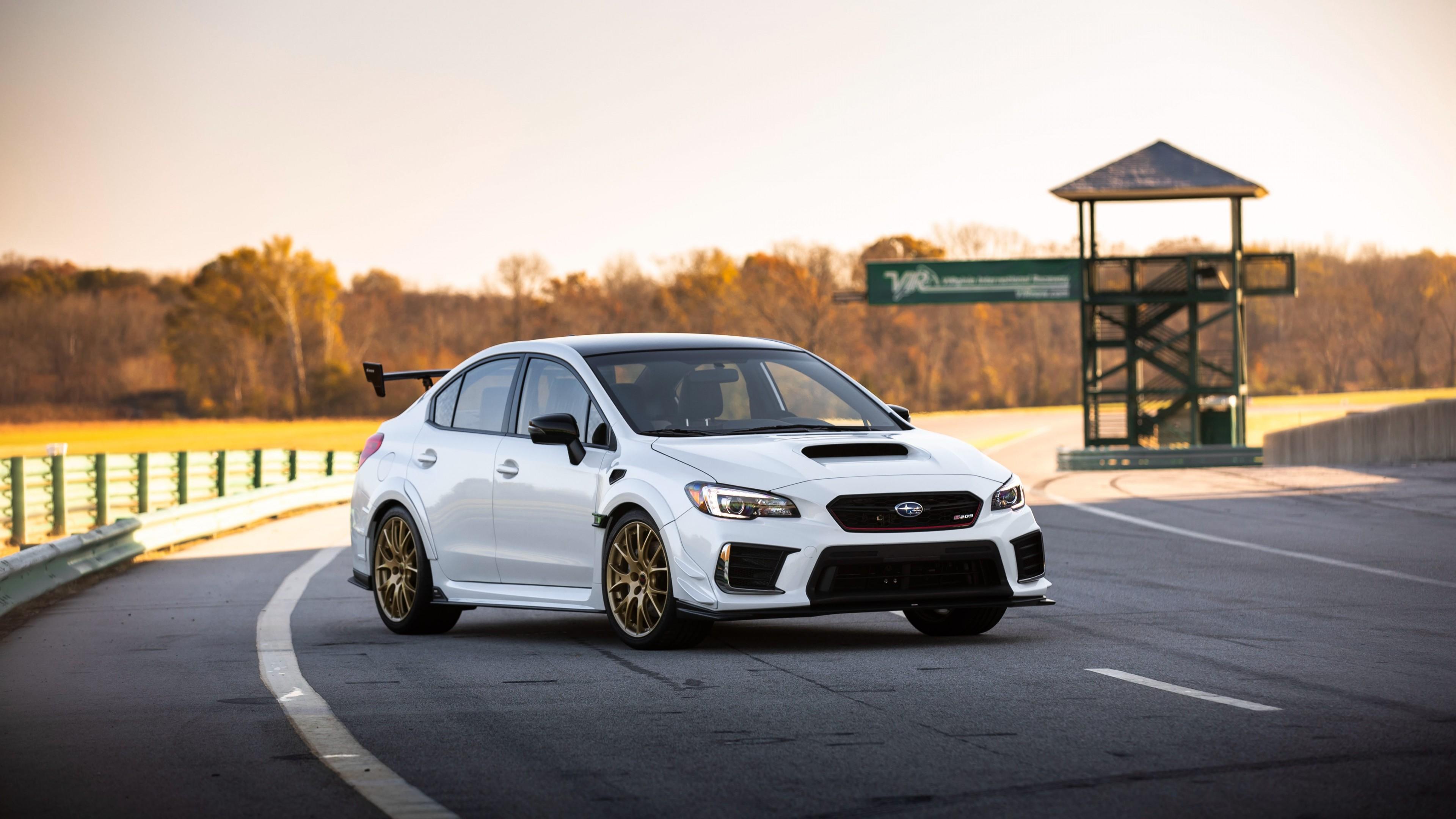Wallpaper Subaru Sti S209 2019 Cars 2019 Detroit Auto Show