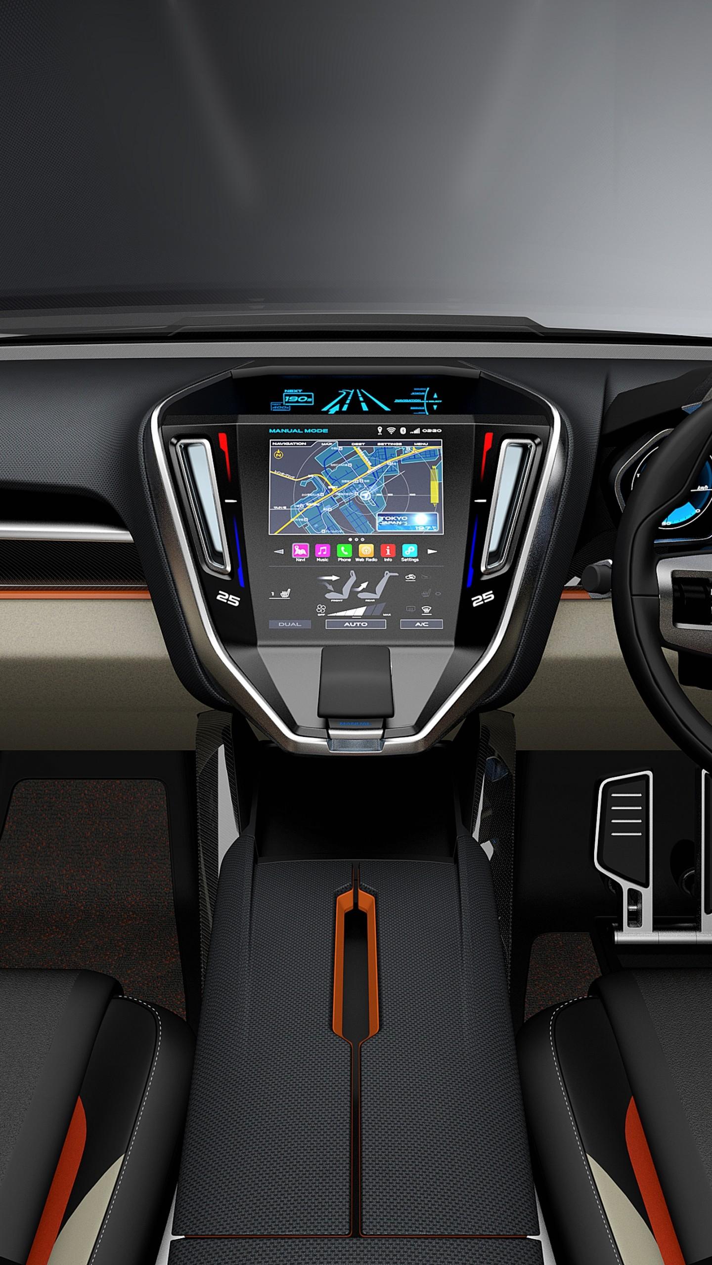 Wallpaper Subaru Viziv Future, concept, best cars of 2015, Cars