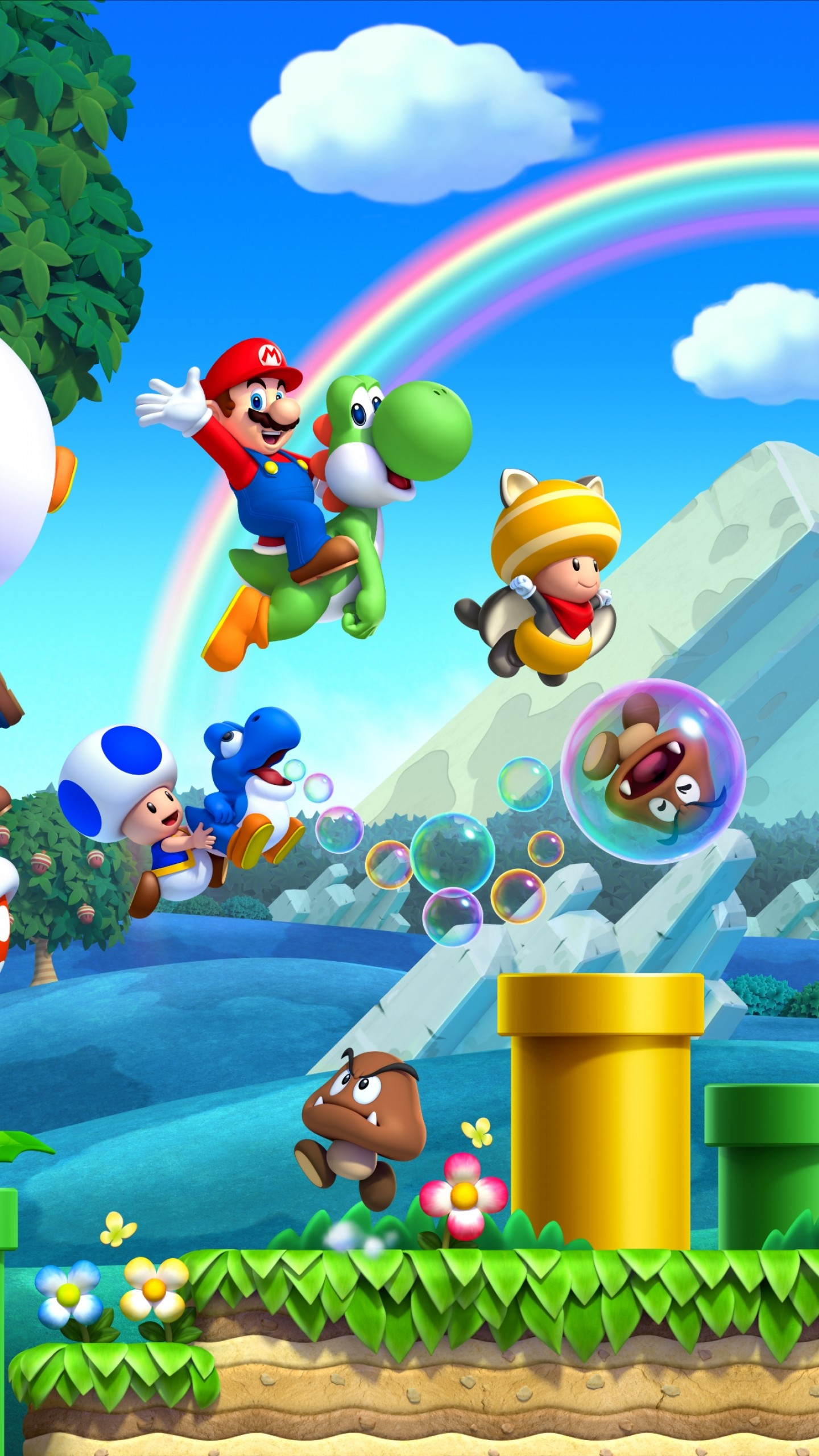 Wallpaper Super Mario Odyssey, 4k, 5k, E3 2017, Games #13716