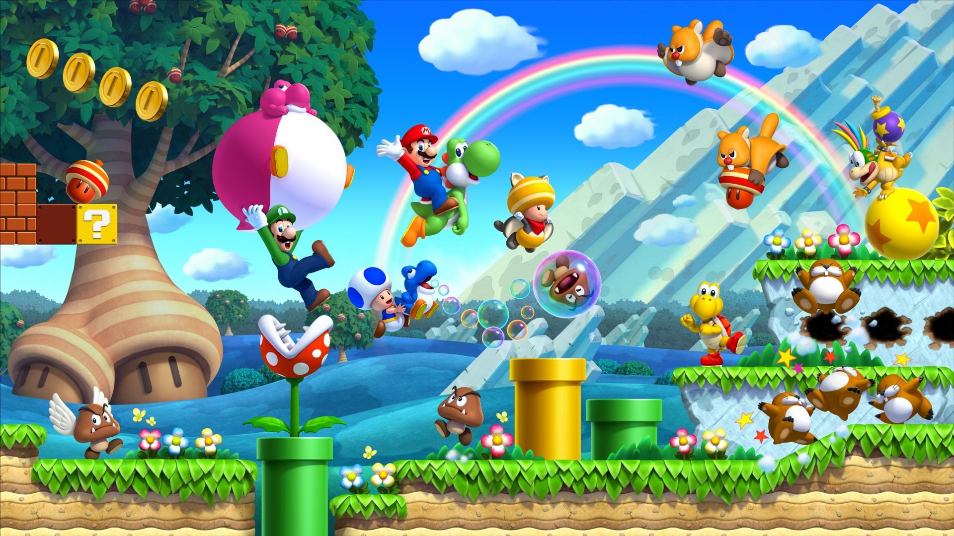Wallpaper Super Mario Odyssey 4k 5k E3 2017 Games 13716