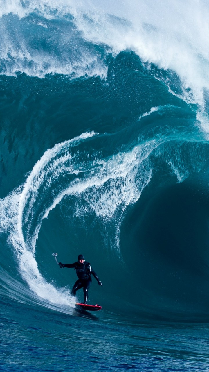 Wallpaper Surfer 4k Hd Wallpaper Storm Surfers Ocean Sea Water Blue Sport Nature 902