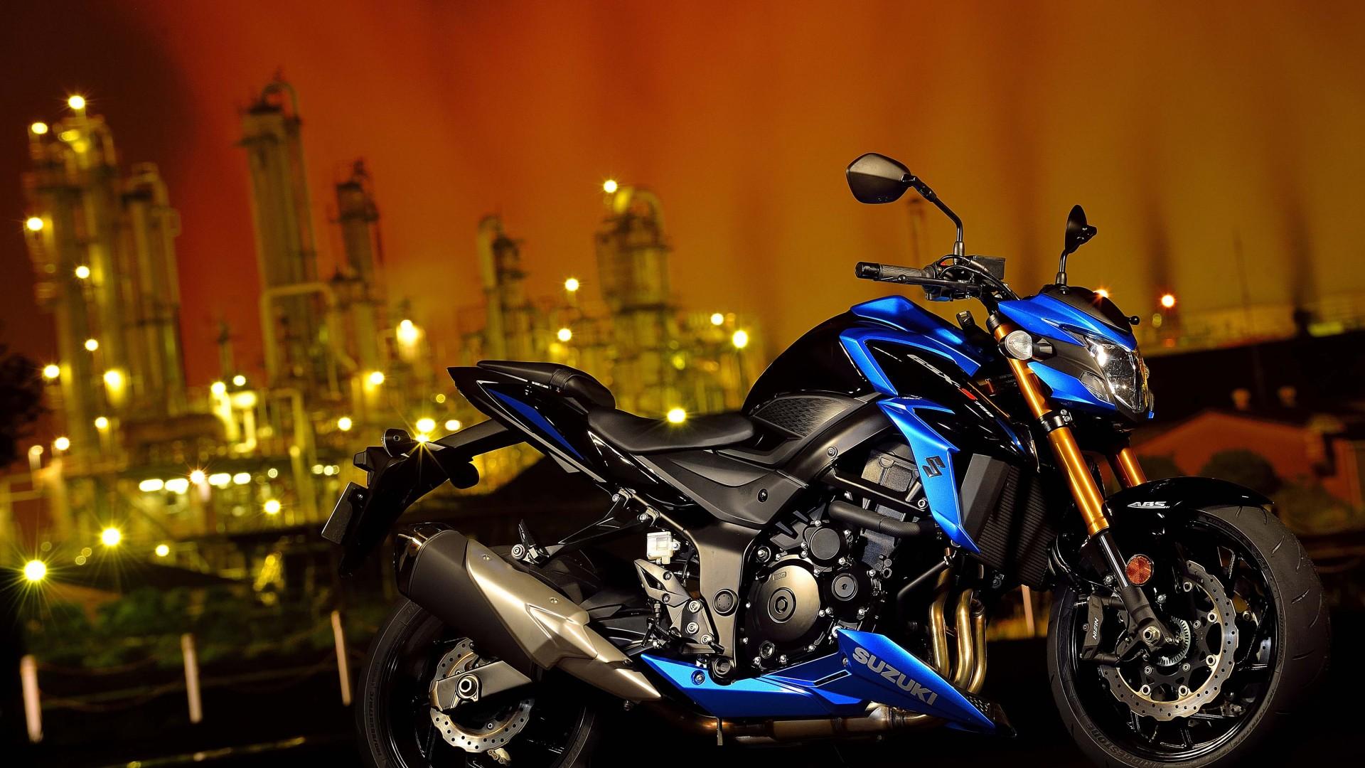 Wallpaper Suzuki Gsx S750 2018 Bikes 4k Cars Amp Bikes 14719