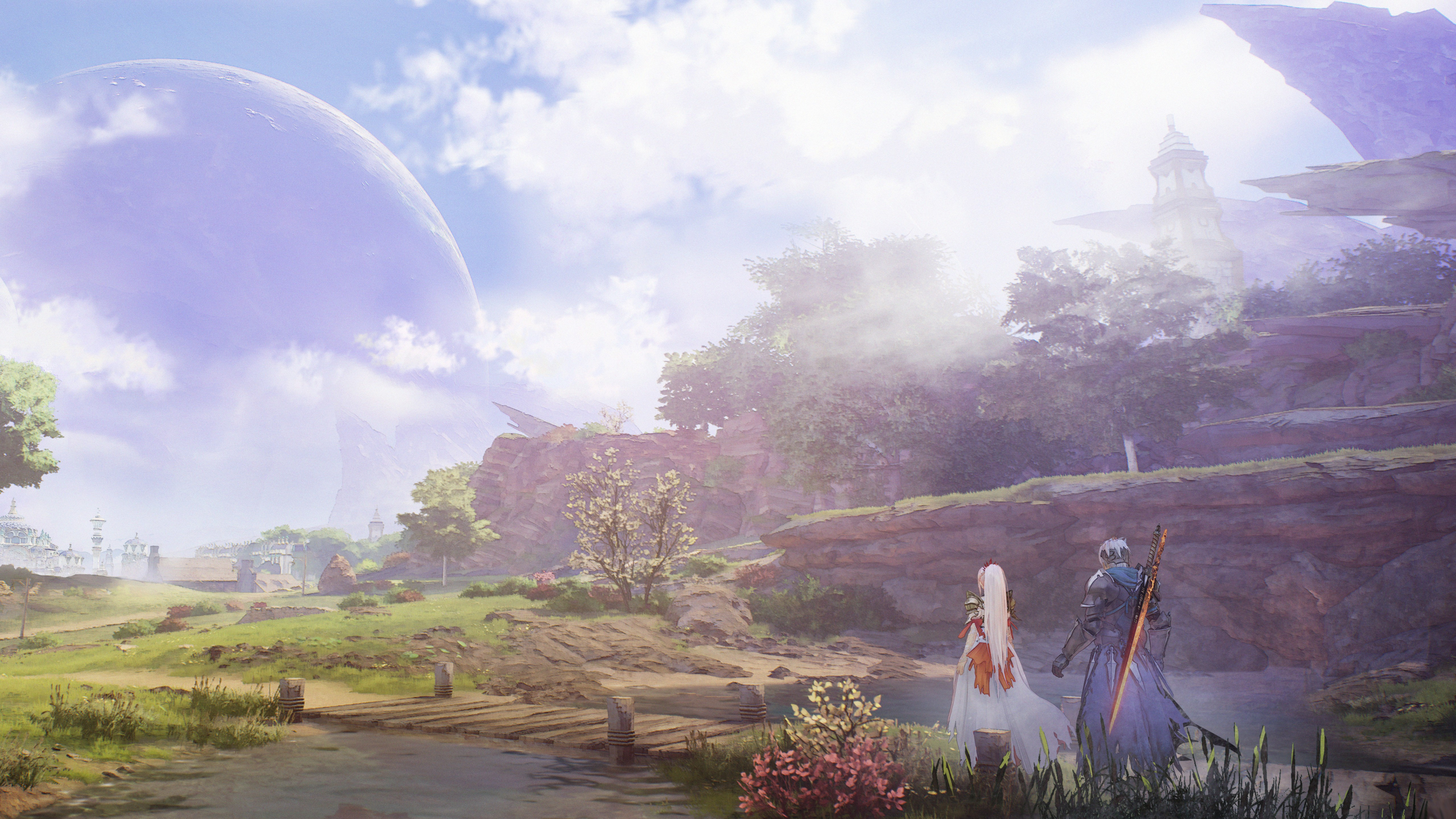 Cool Cars Games >> Wallpaper Tales of Arise, E3 2019, artwork, 5K, Games #21732