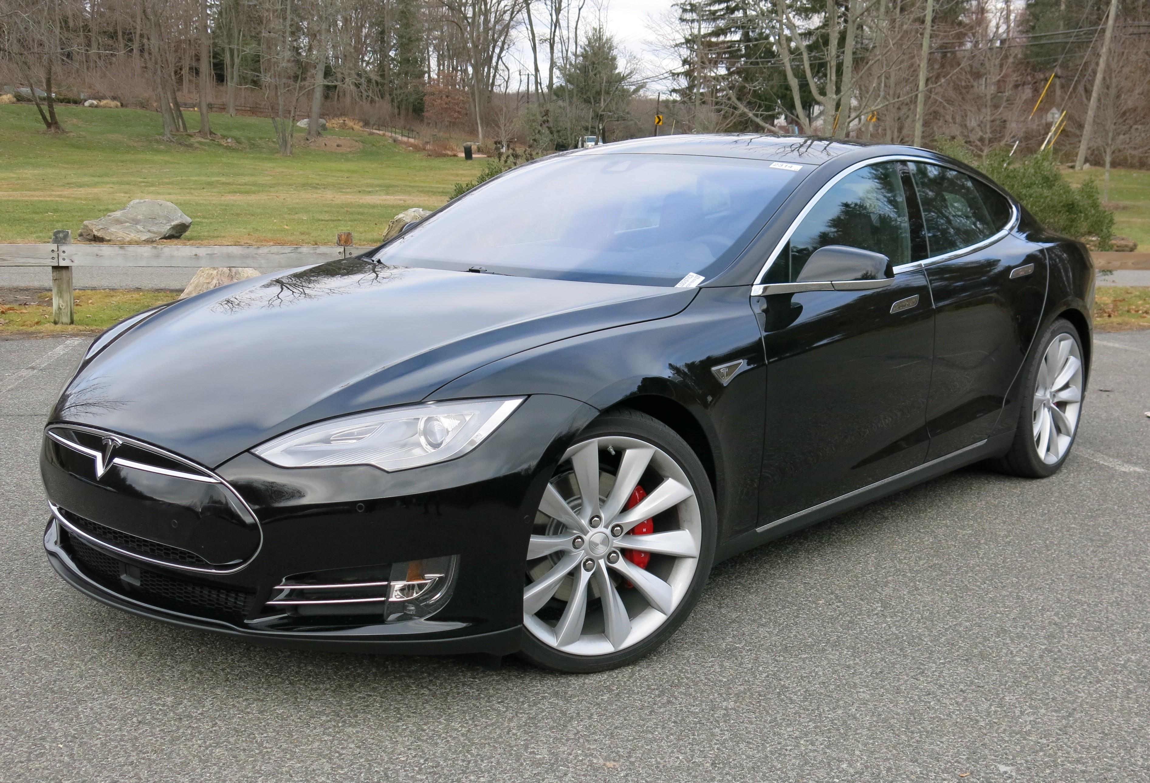 Wallpaper Tesla P85d Electric Cars Tesla Motors Sports