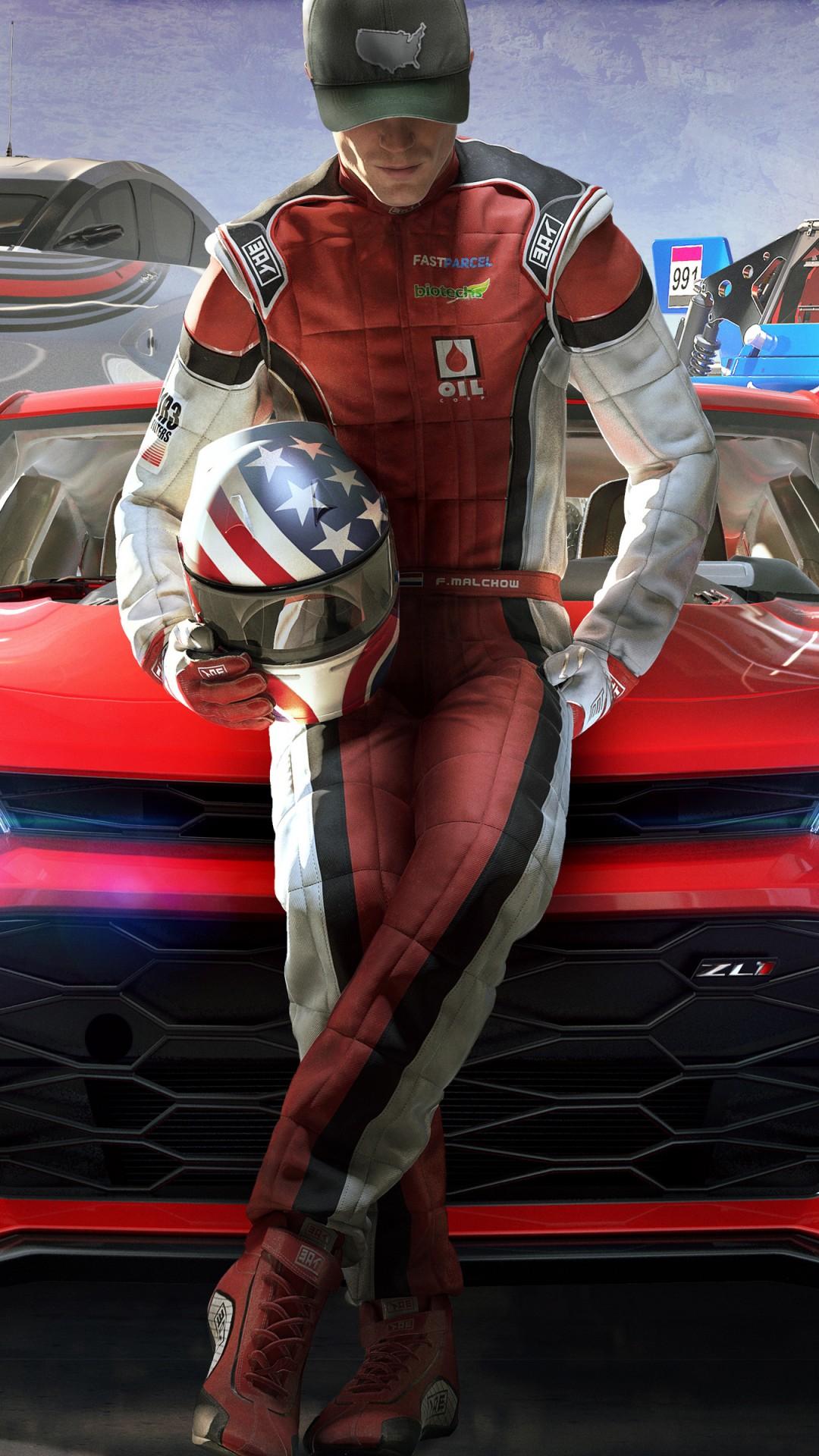 Wallpaper The Crew 2 E3 2017 4k Games 15638