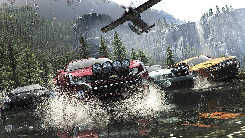 Car Racing Game Yosemite Track