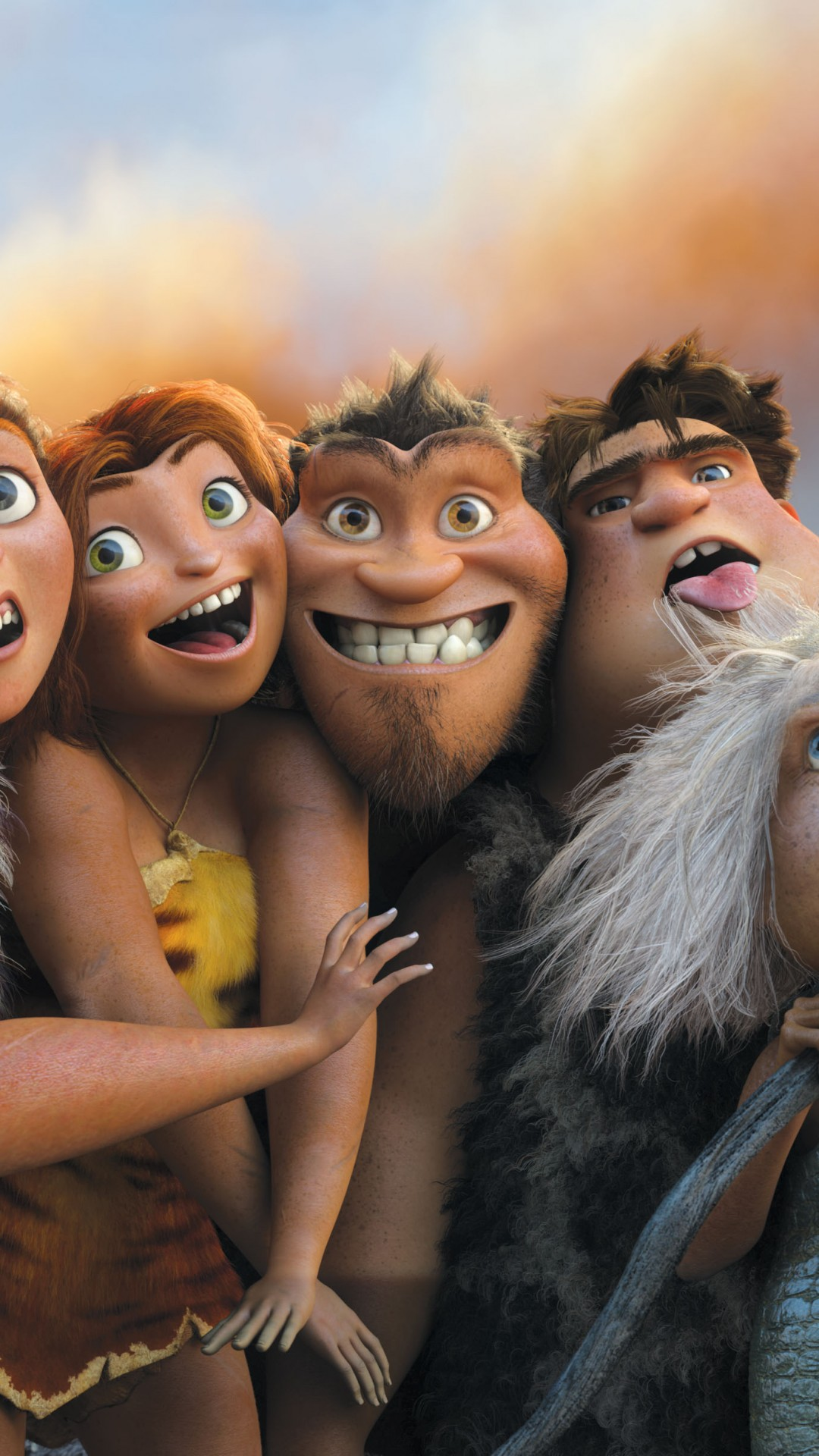 Wallpaper The Croods 2, 5k, best animation movies, Movies ...