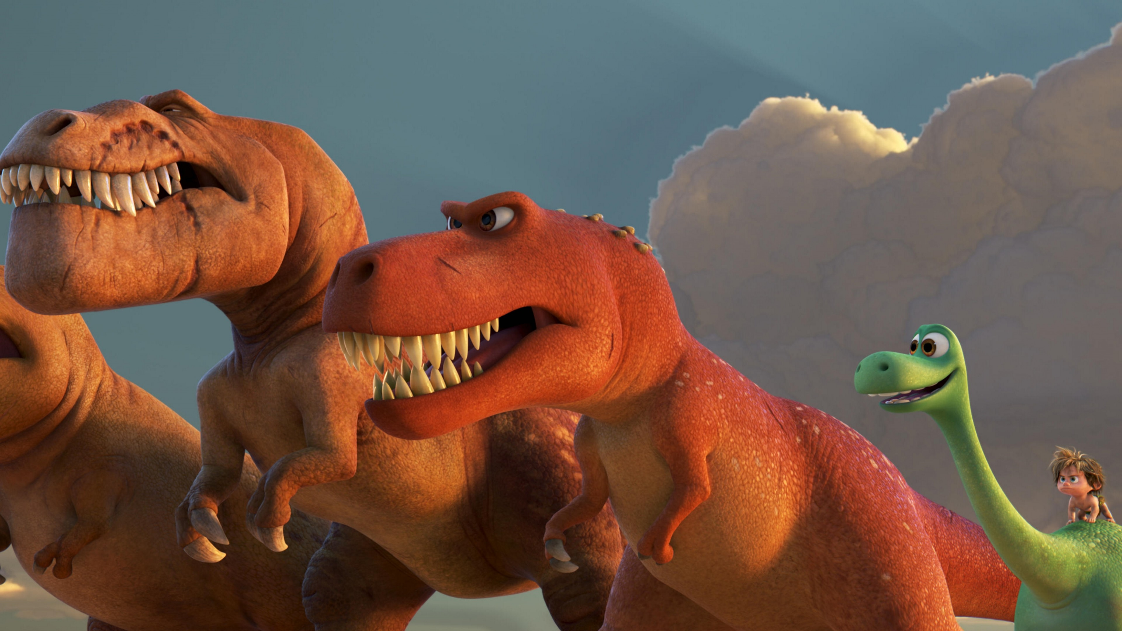 Wallpaper The Good Dinosaur Dinosaurs Tyrannosaurus