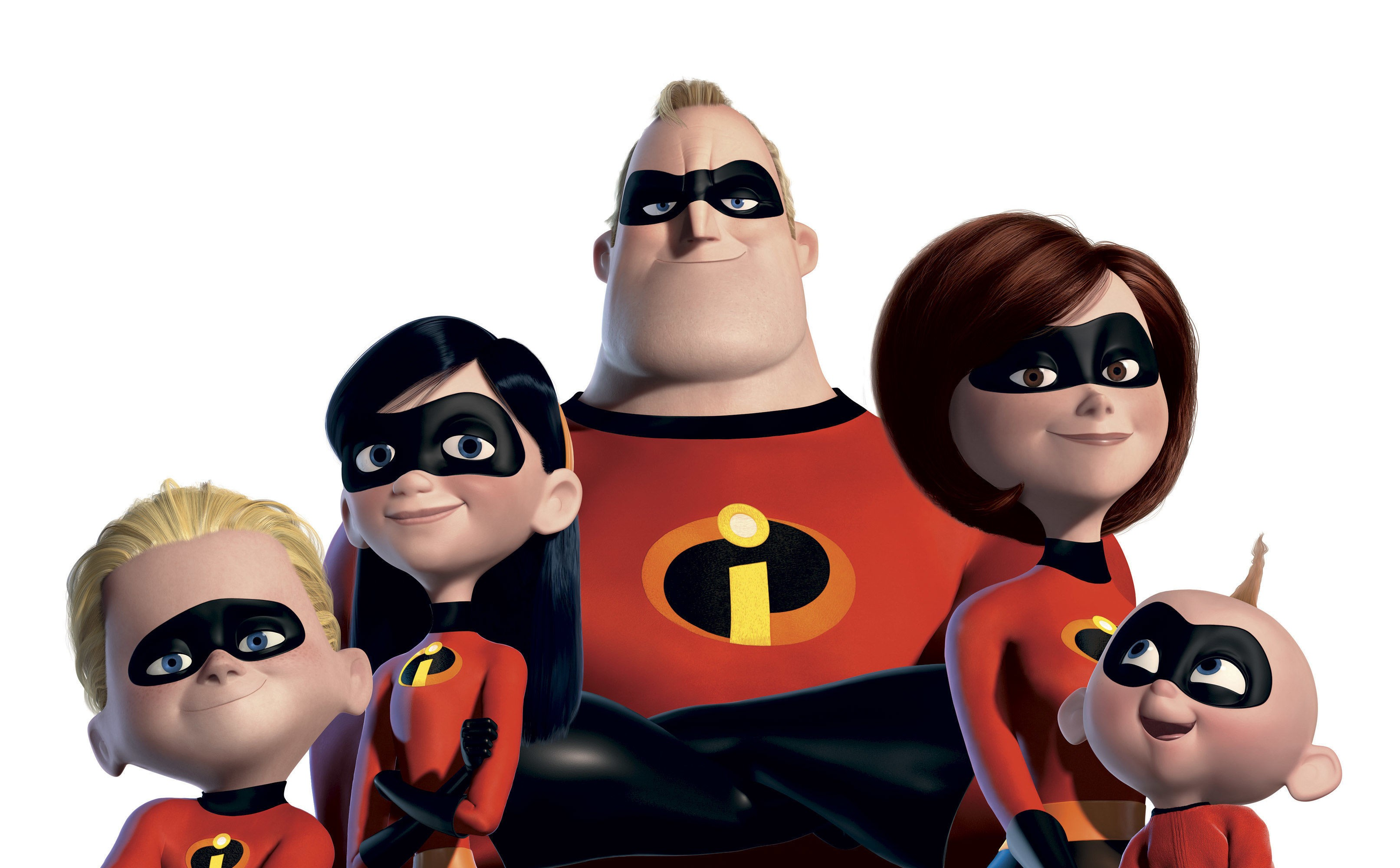 wallpaper the incredibles 2, 4k, movies #17372