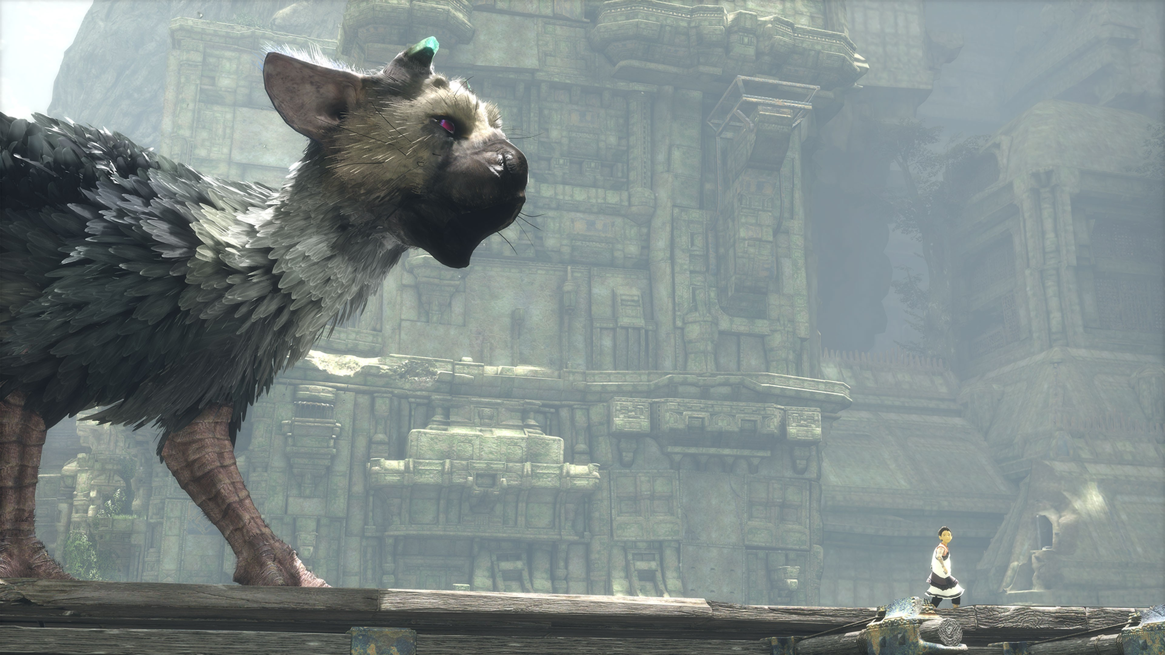 Wallpaper The Last Guardian Trico Best Games 2016 Games 9378