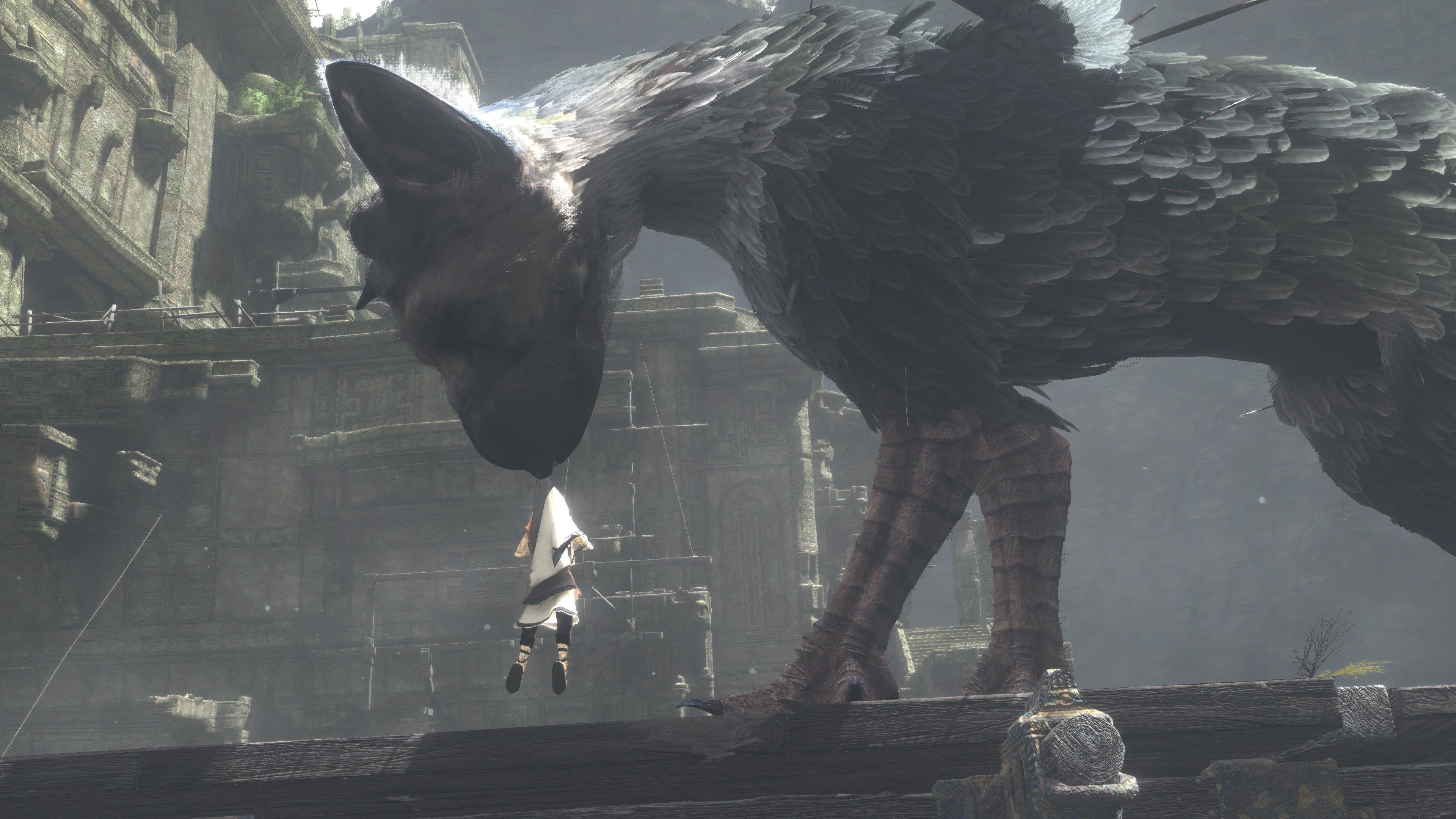 Wallpaper The Last Guardian Trico Best Games 2016 Games 9379