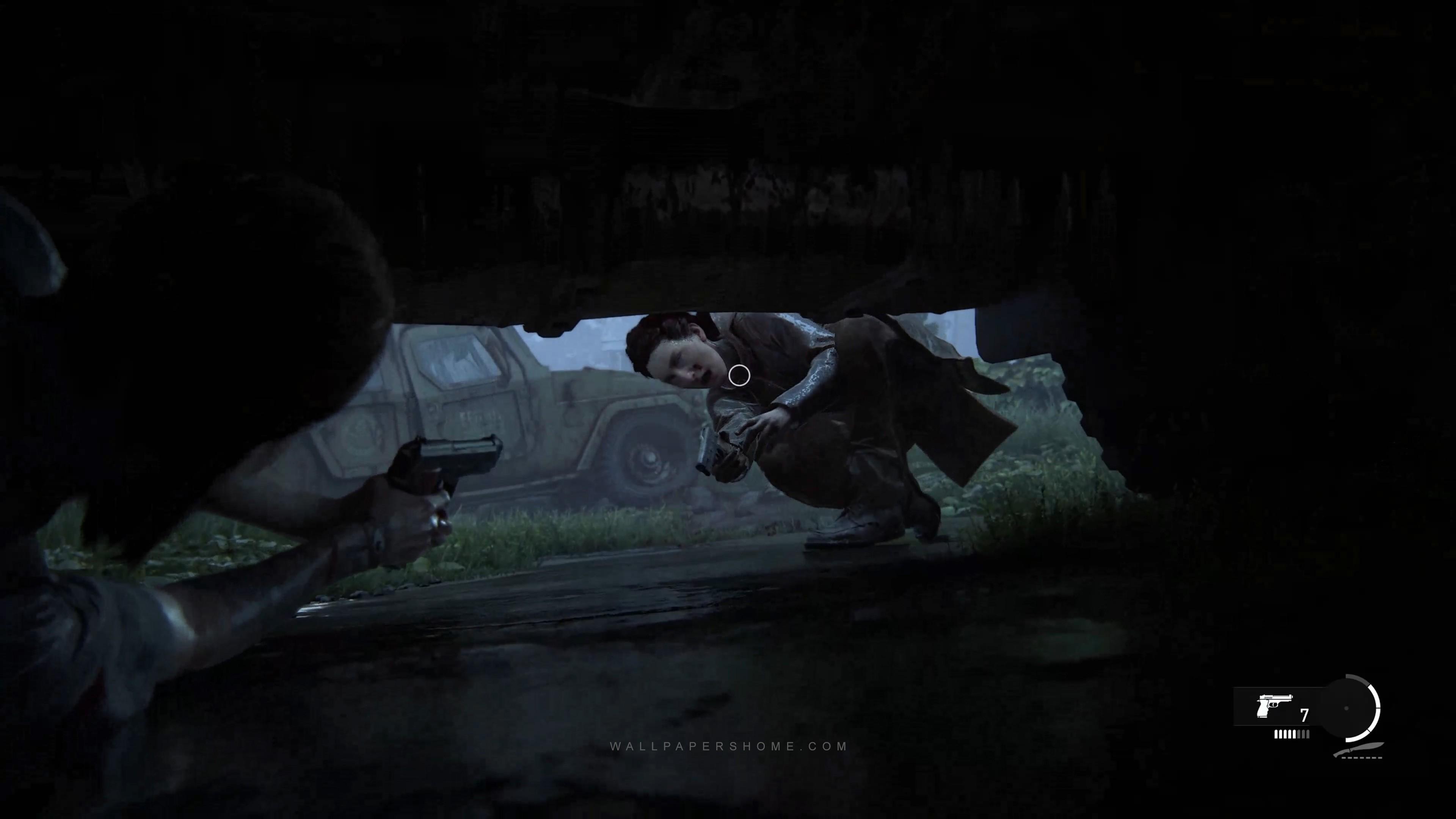 Wallpaper The Last Of Us Part 2 E3 2018 Screenshot Games 19073