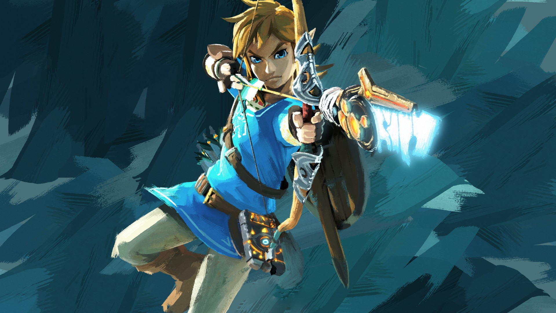 Wallpaper The Legend Of Zelda Breath Of The Wild Best Games
