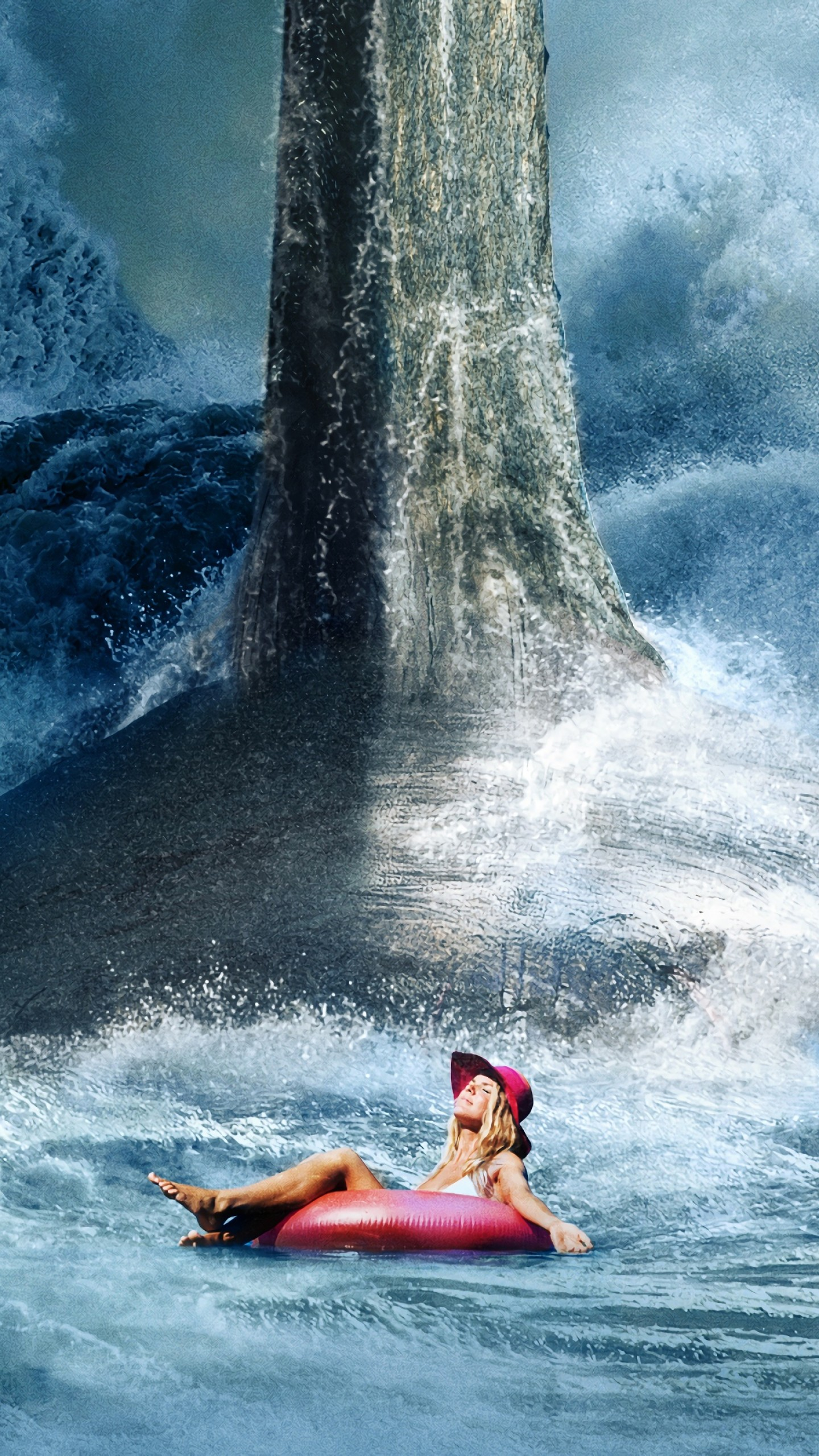 Wallpaper The Meg, Poster, 4K, Movies #19618