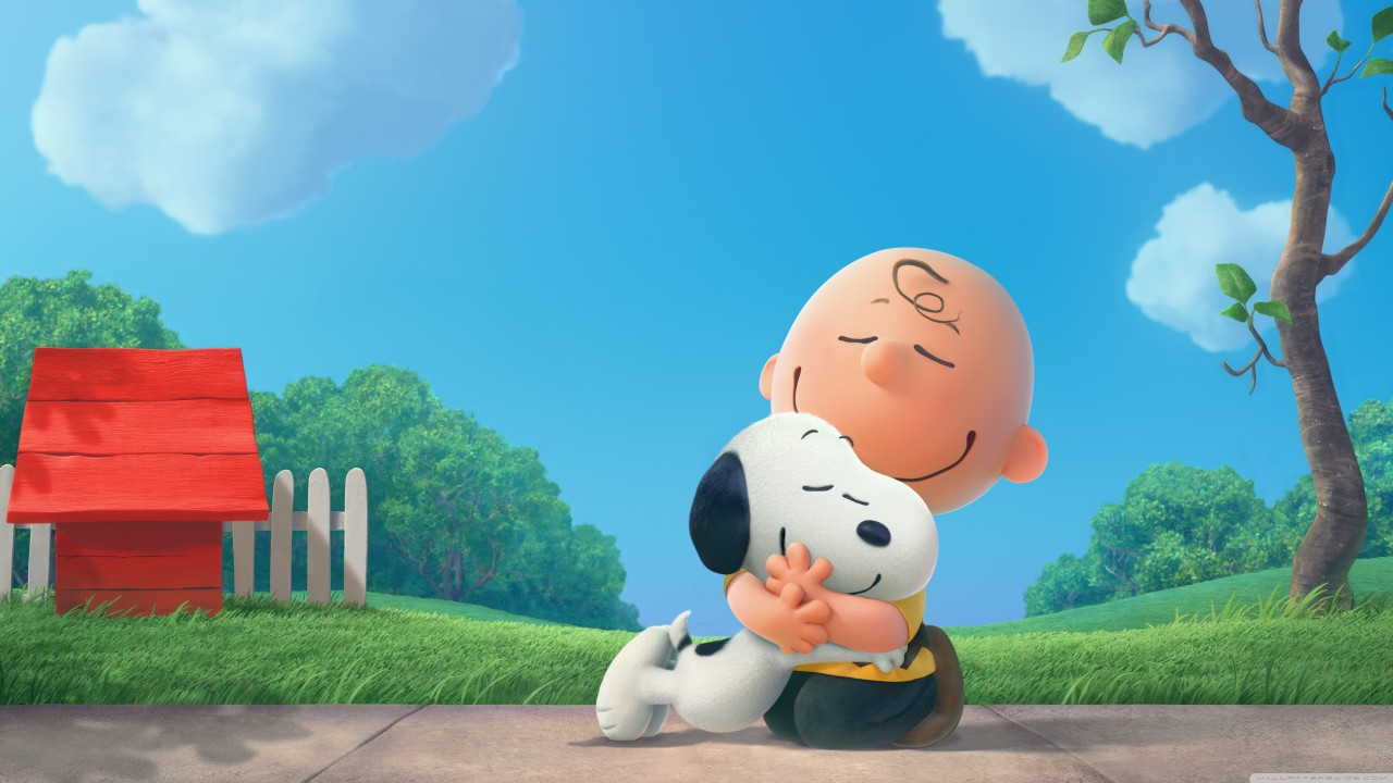 wallpaper the peanuts movie, snoopy, charlie brown, movies #7148