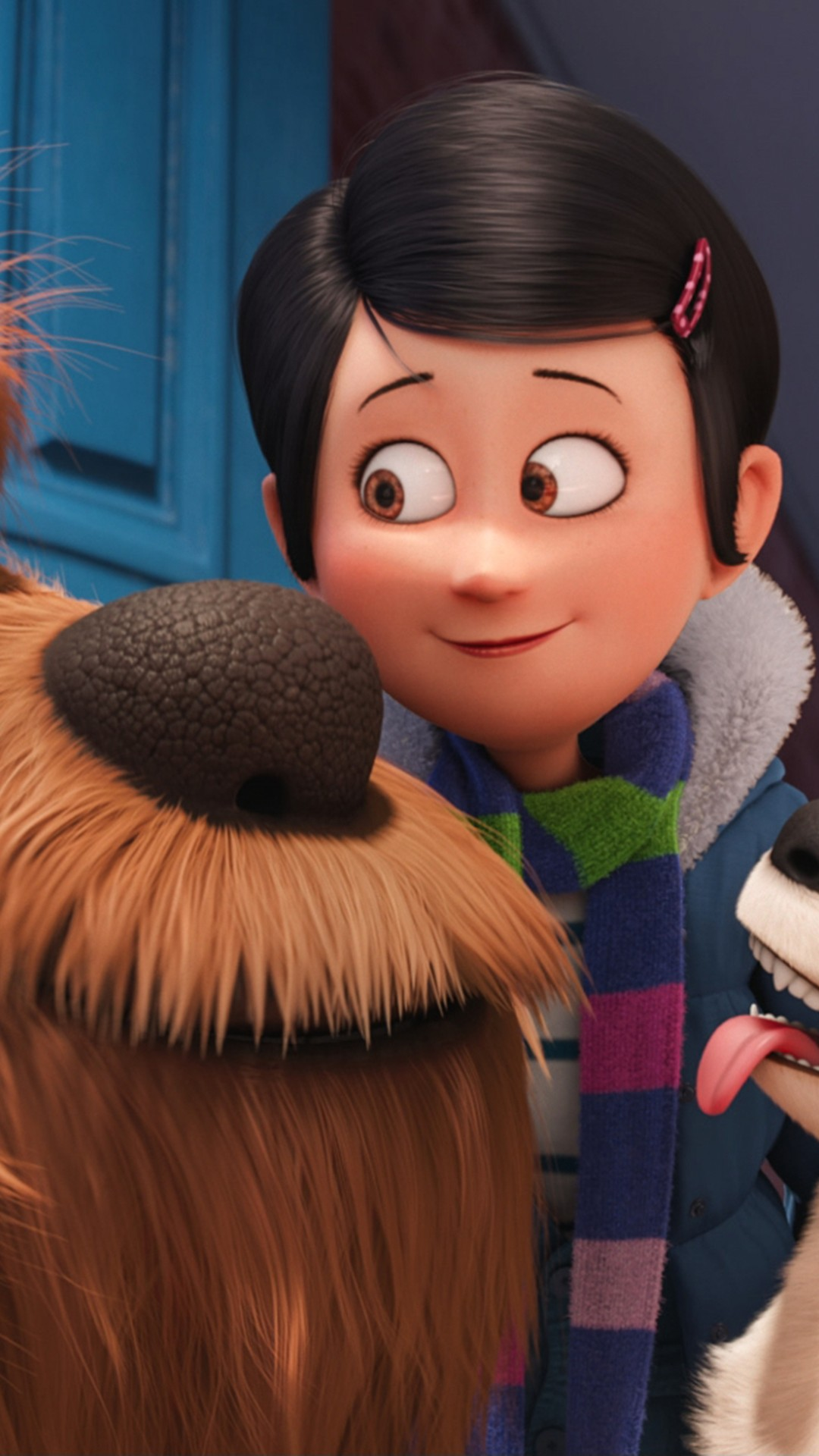 Wallpaper The Secret Life Of Pets Dog Best Animation