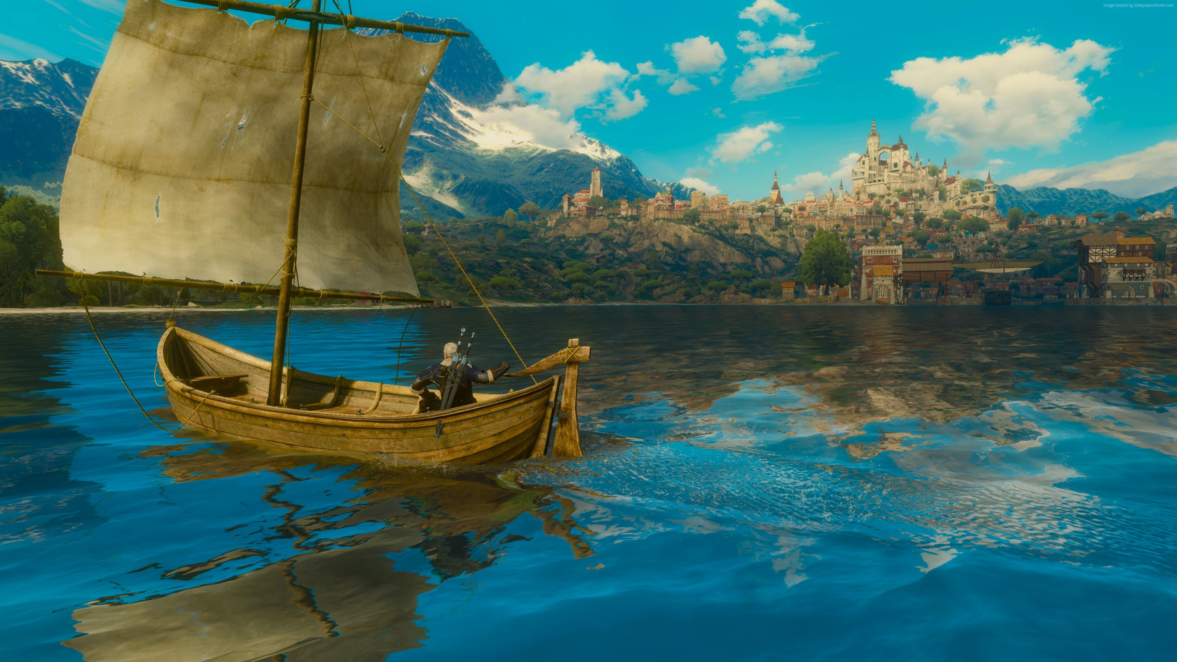 Witcher 3 Blood And Wine Wallpaper 4k The Galleries Of Hd Wallpaper