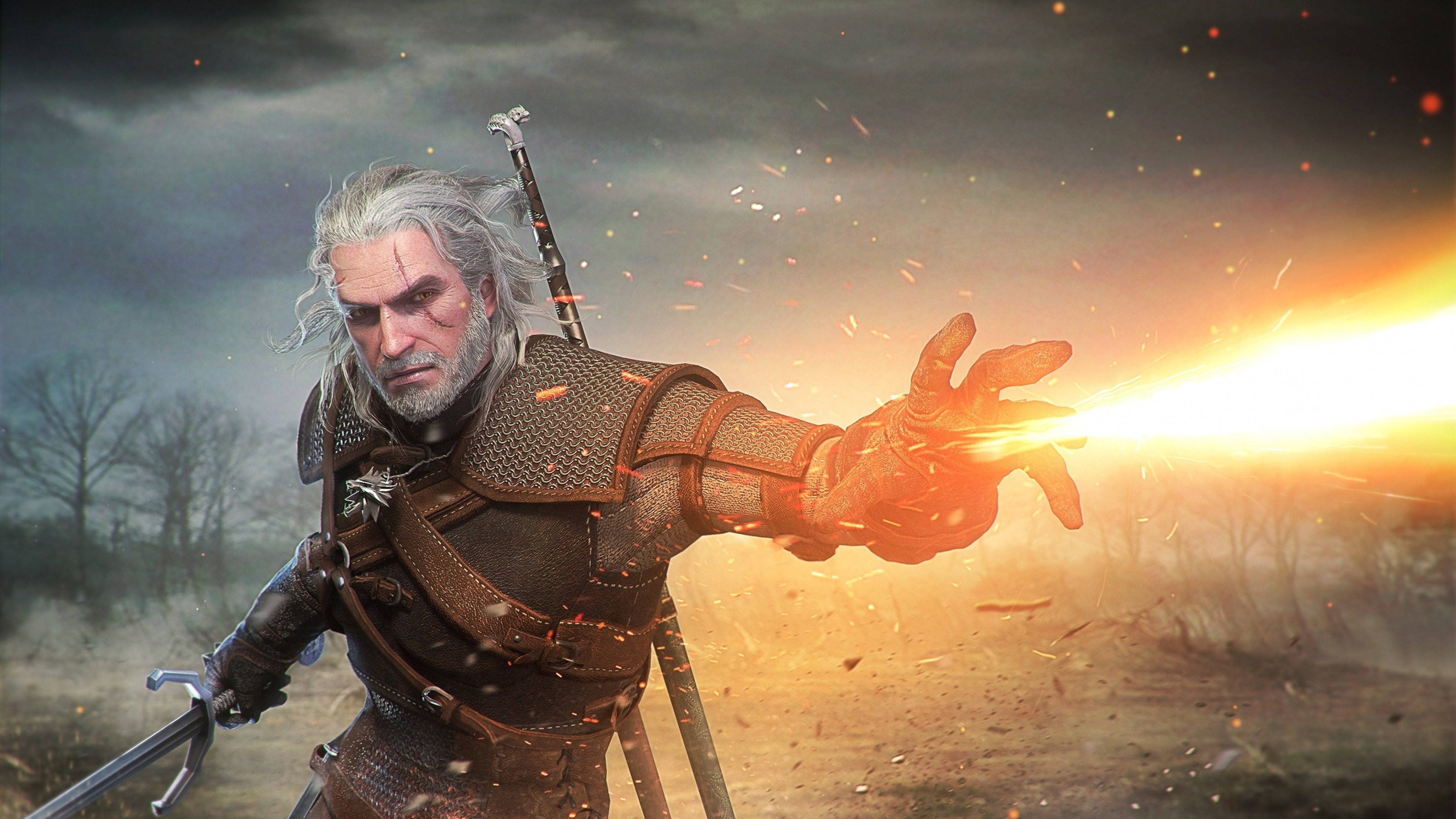 Wallpaper The Witcher 3 Wild Hunt 4k 5k Games 10954 Page 4