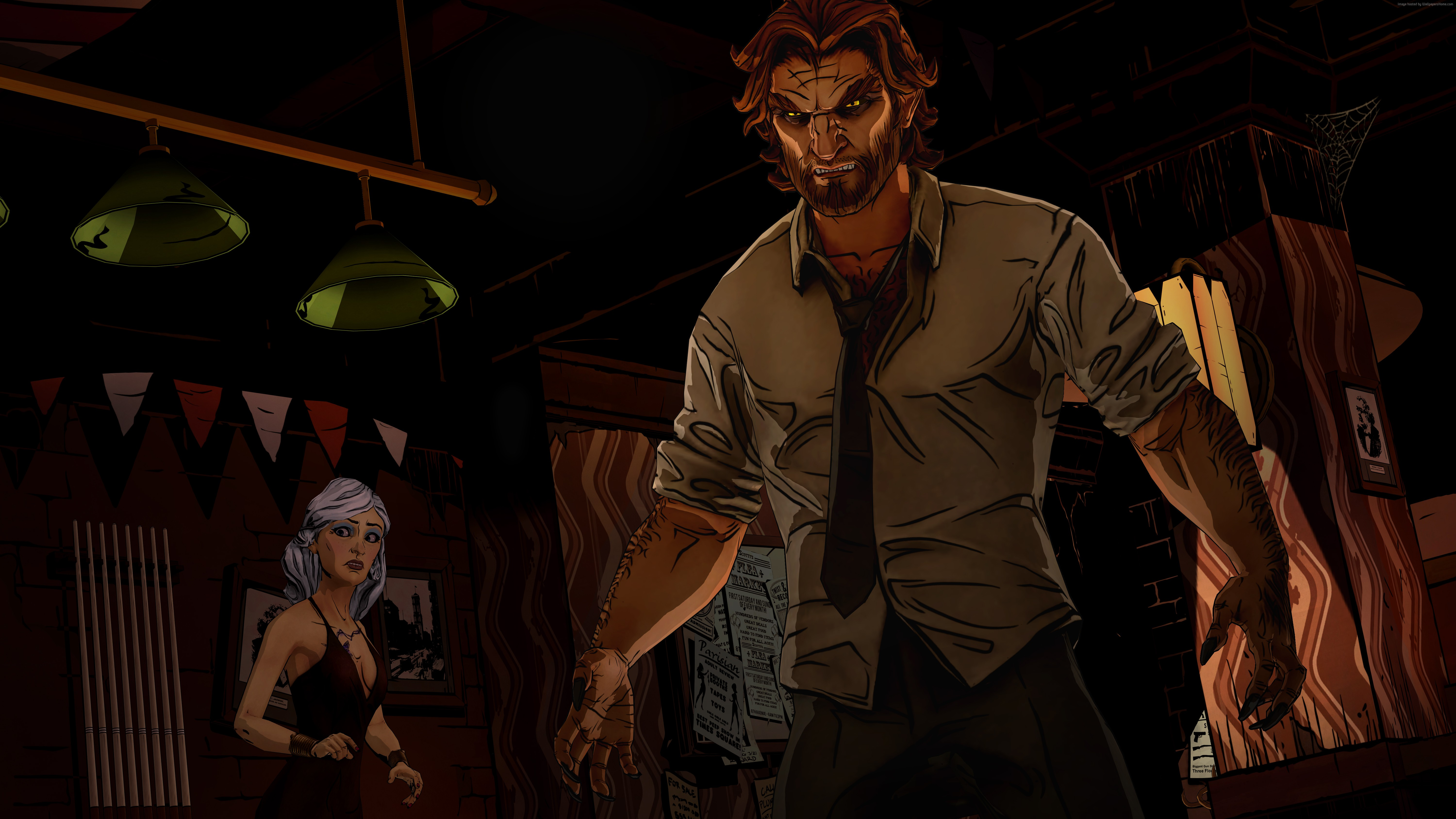 Your Resolution 1024x1024 Resolutions PC Mac Android IOS Custom Tags The Wolf Among Us