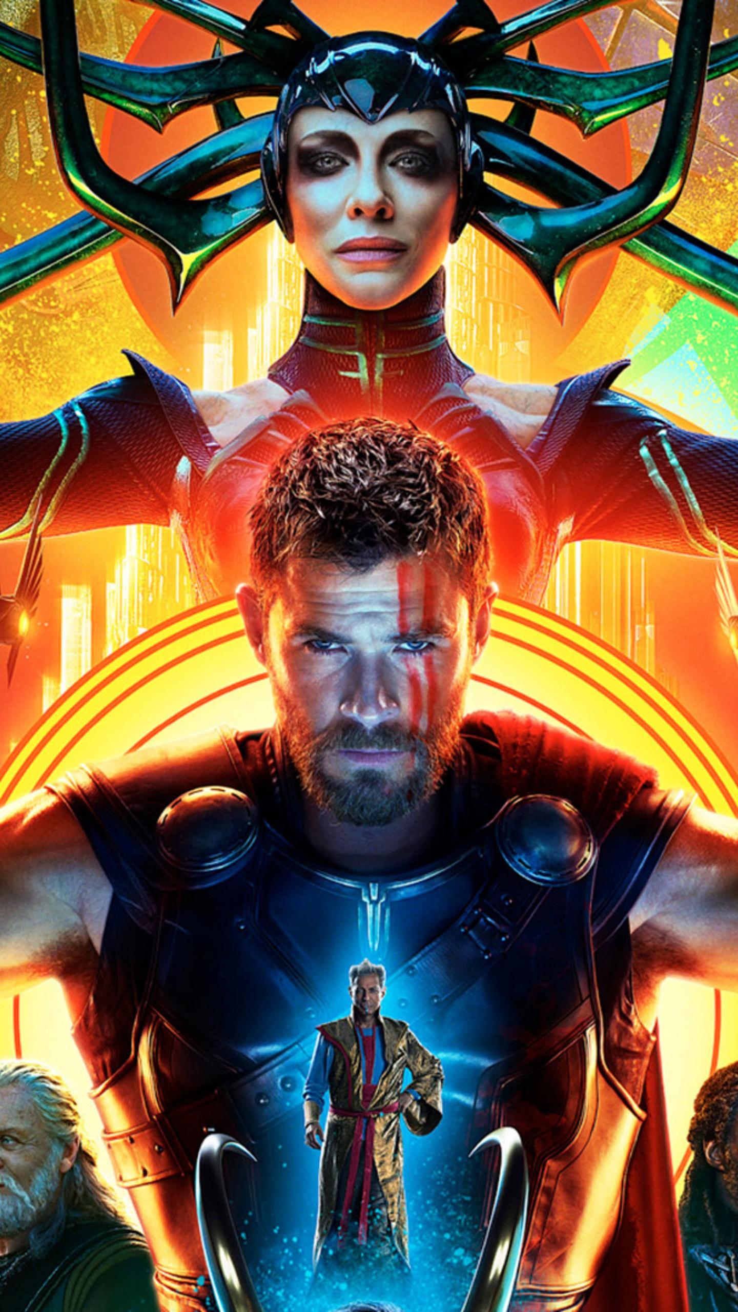 Wallpaper Thor: Ragnar...