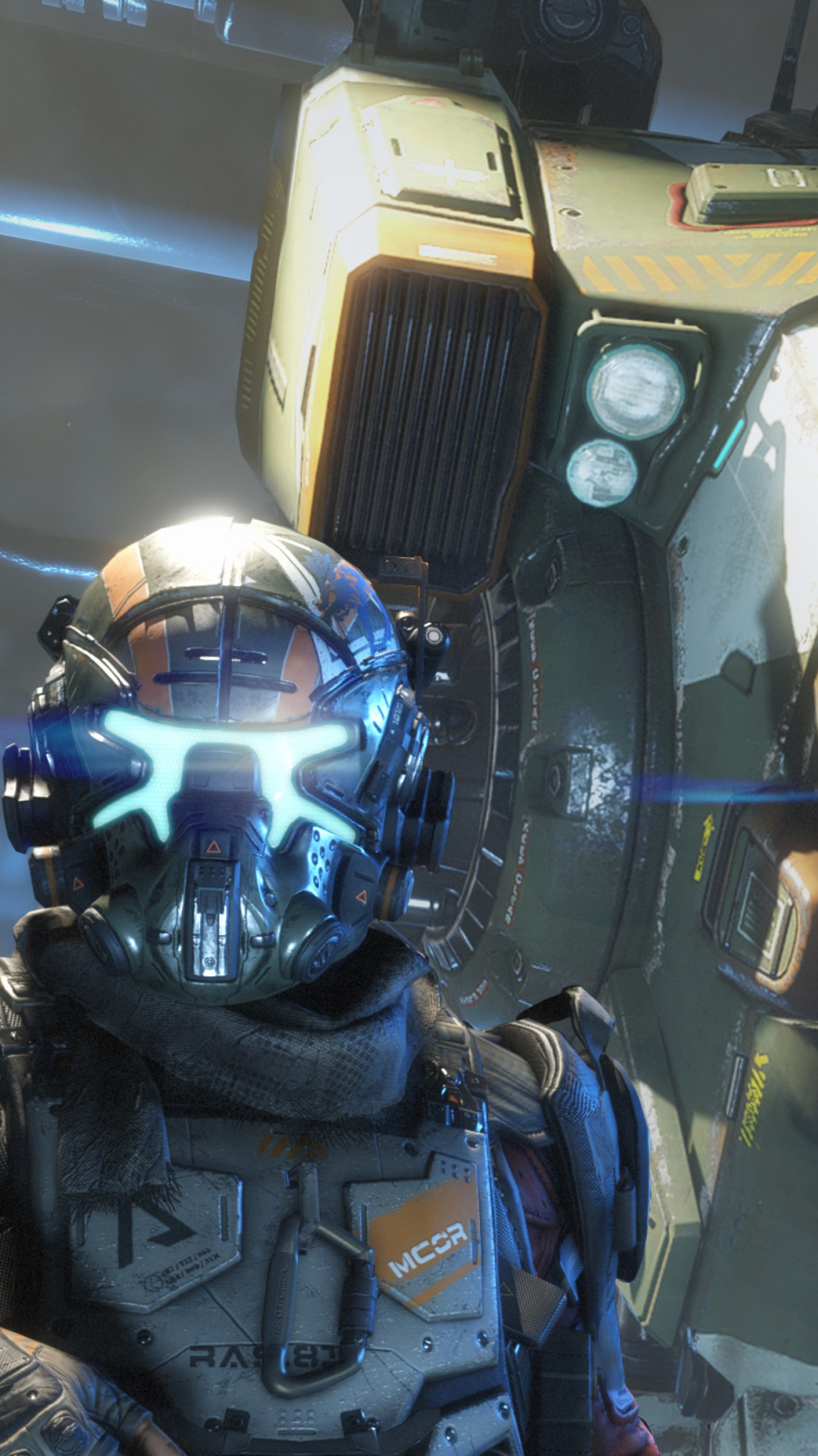 Wallpaper Titanfall 2 E3 2016 4k Games 15596