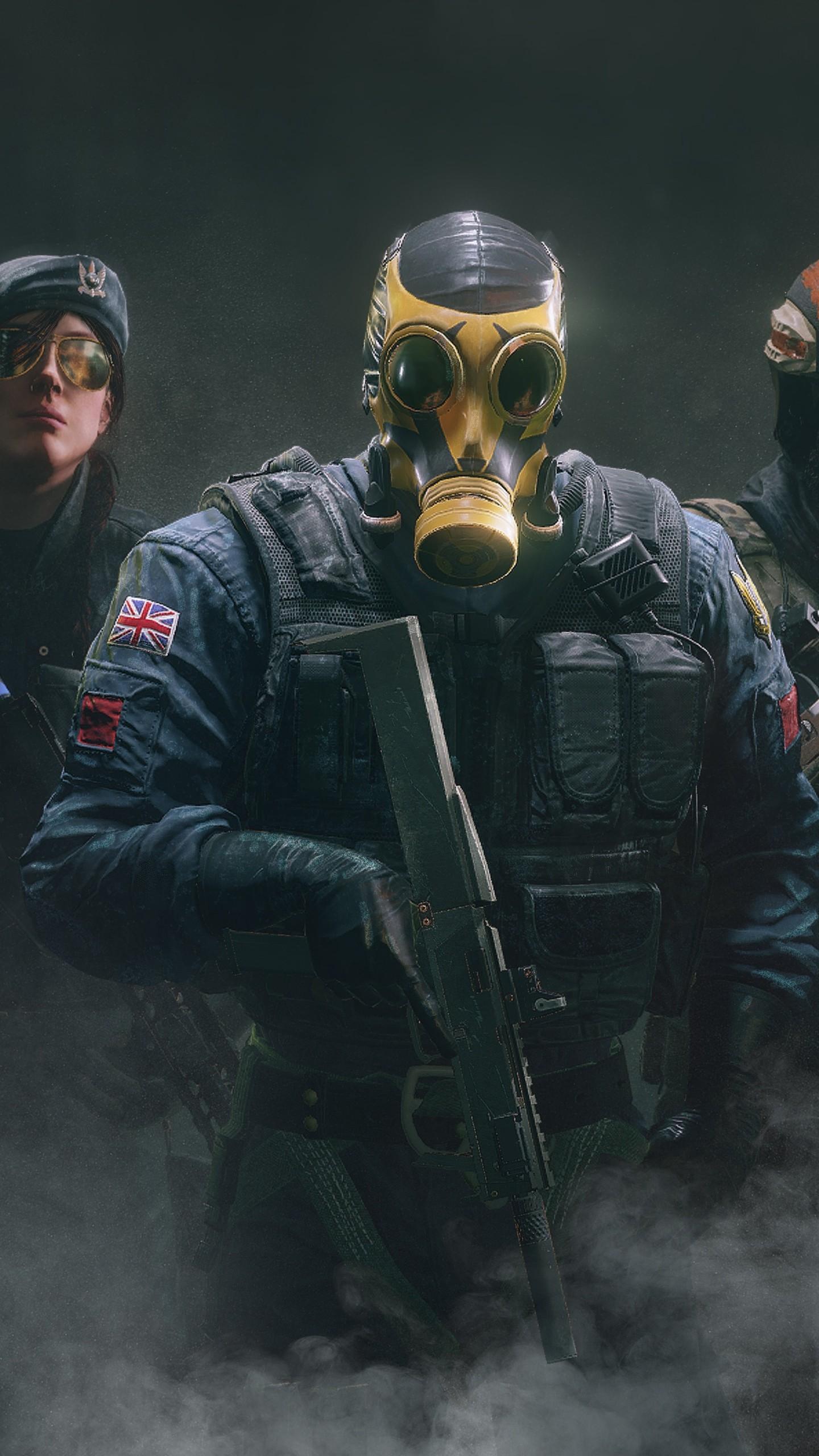Wallpaper Tom Clancy S Rainbow Six Siege Operation Black Ice Best Games Games 10749
