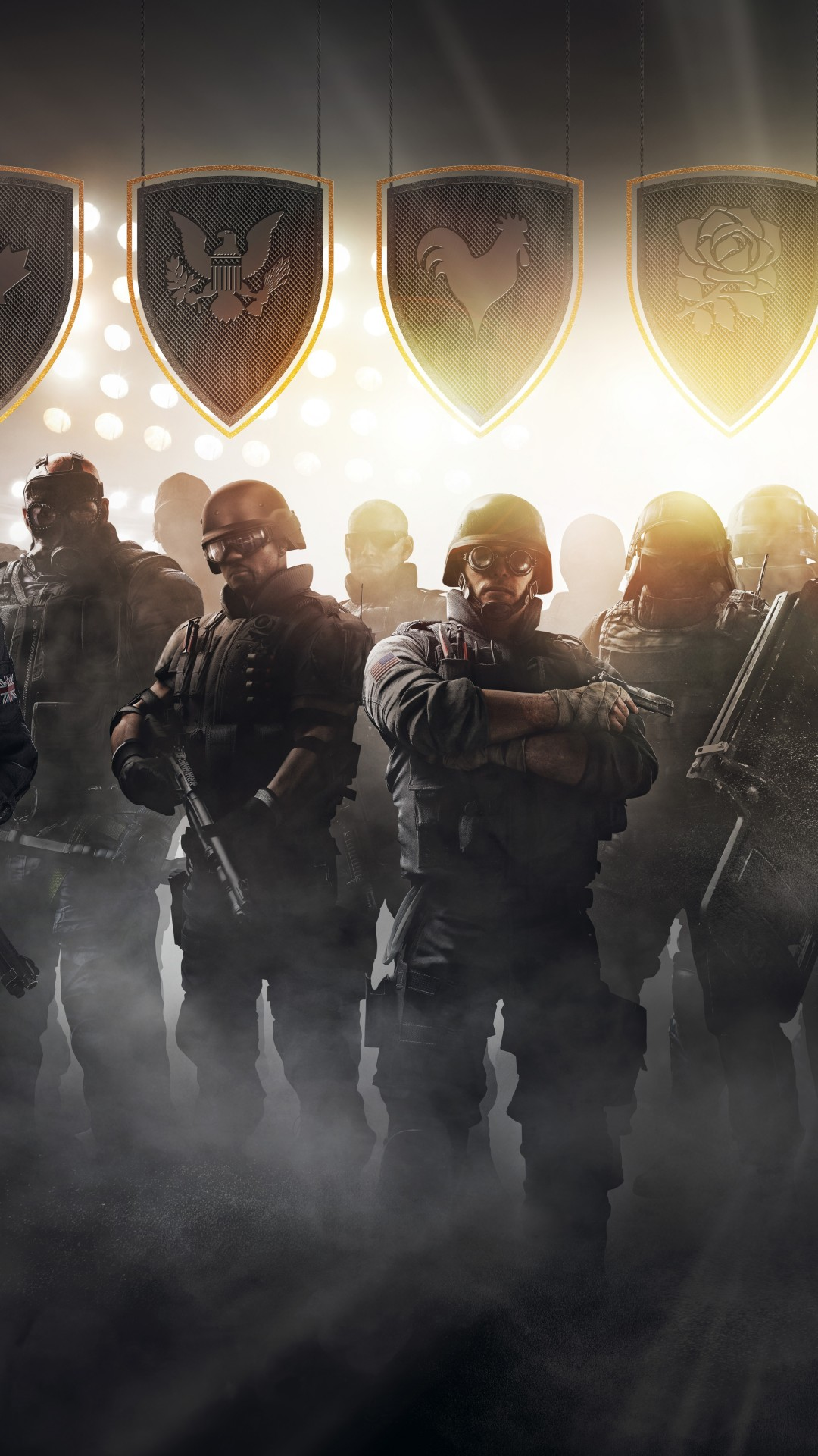 Wallpaper Tom Clancy S Rainbow Six Siege Pro League Game