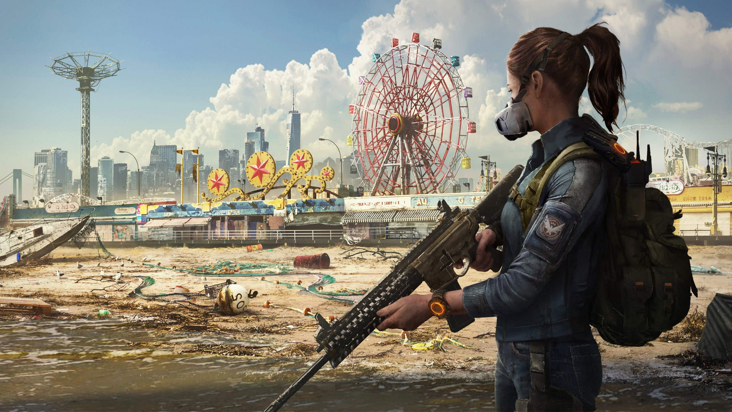 Wallpaper Tom Clancy's The Division 2 Episodes, E3 2019 ...