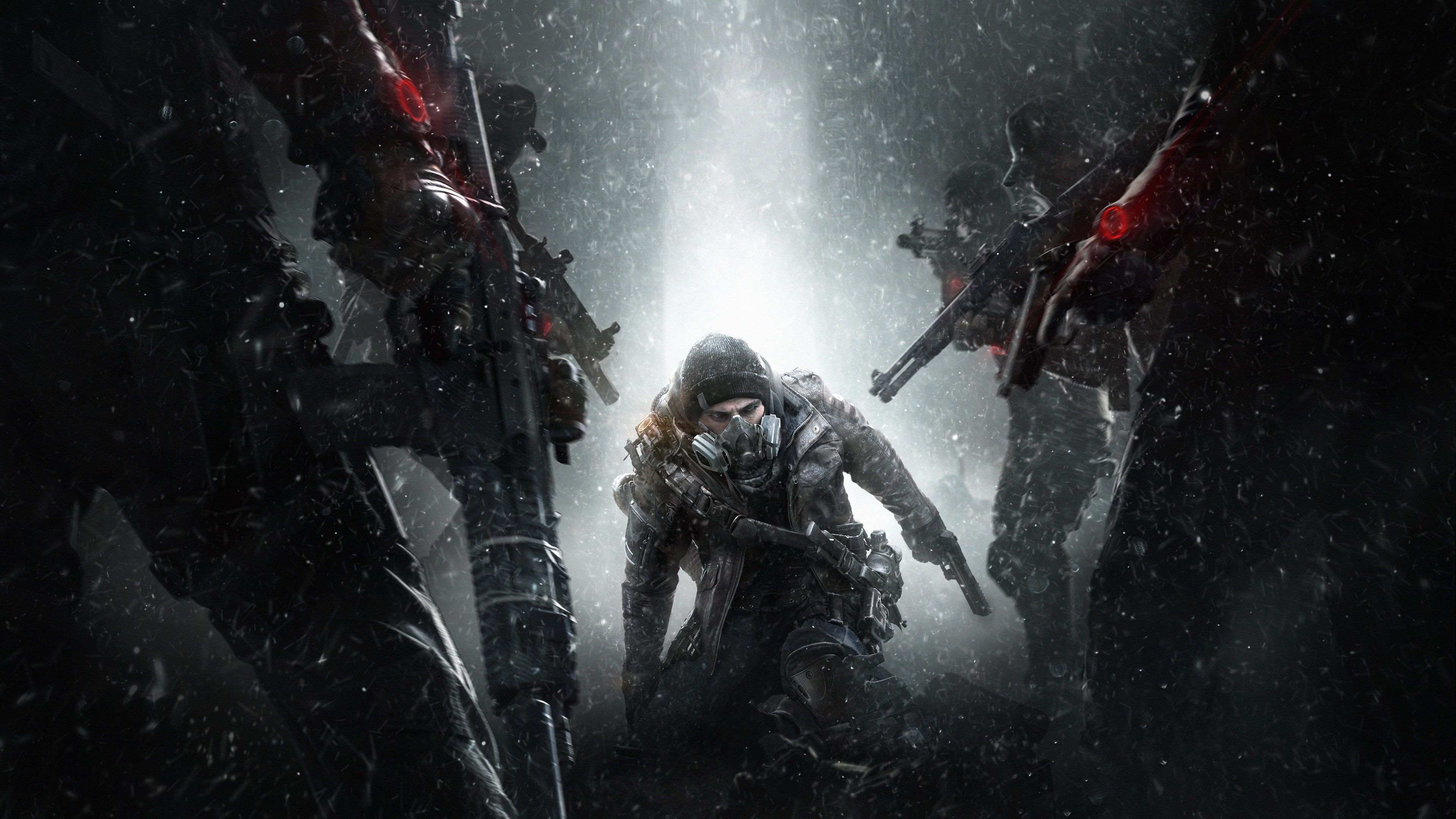 4k Wallpapers World War Z Game: Wallpaper Tom Clancy's The Division Survival, PS4, PC