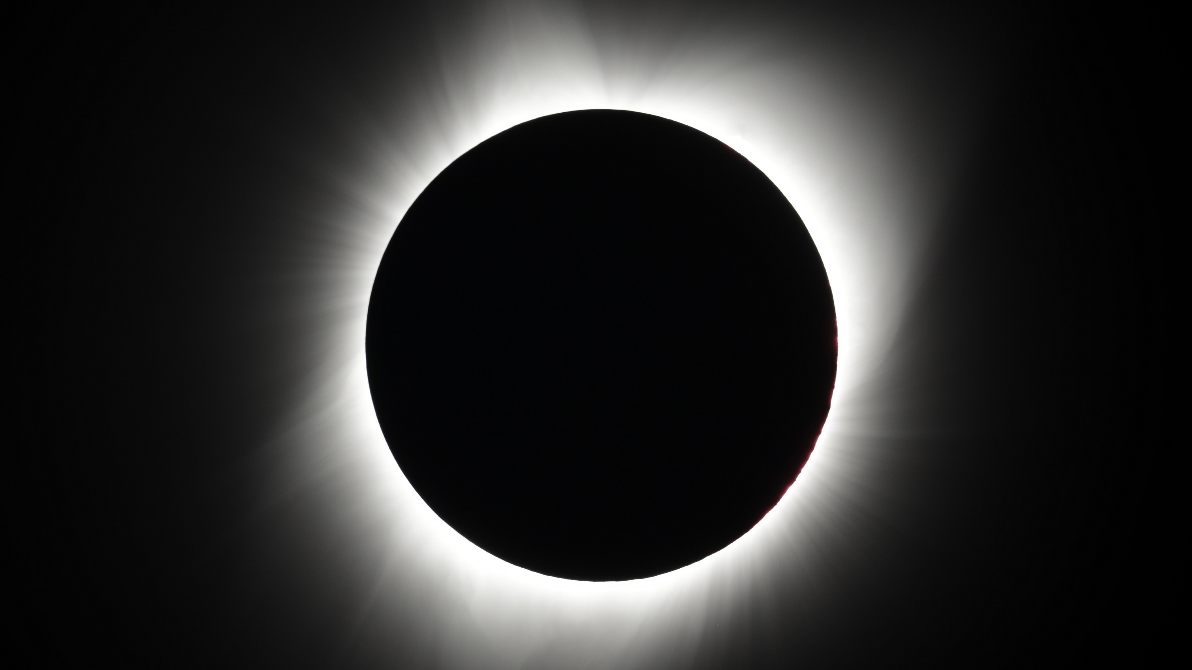 Wallpaper Total Solar Eclipse Of Aug 21 2017 Great American