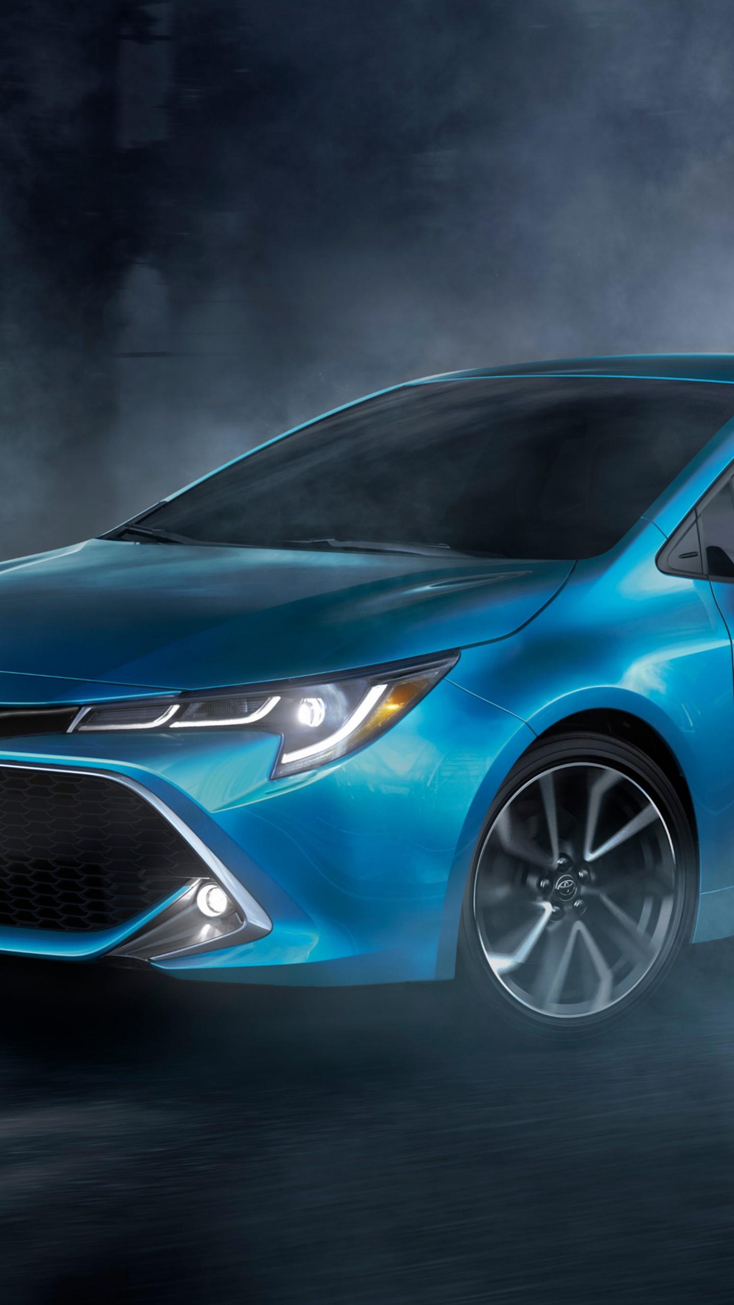 Wallpaper Toyota Corolla Hatchback 2019 Cars 4k Cars