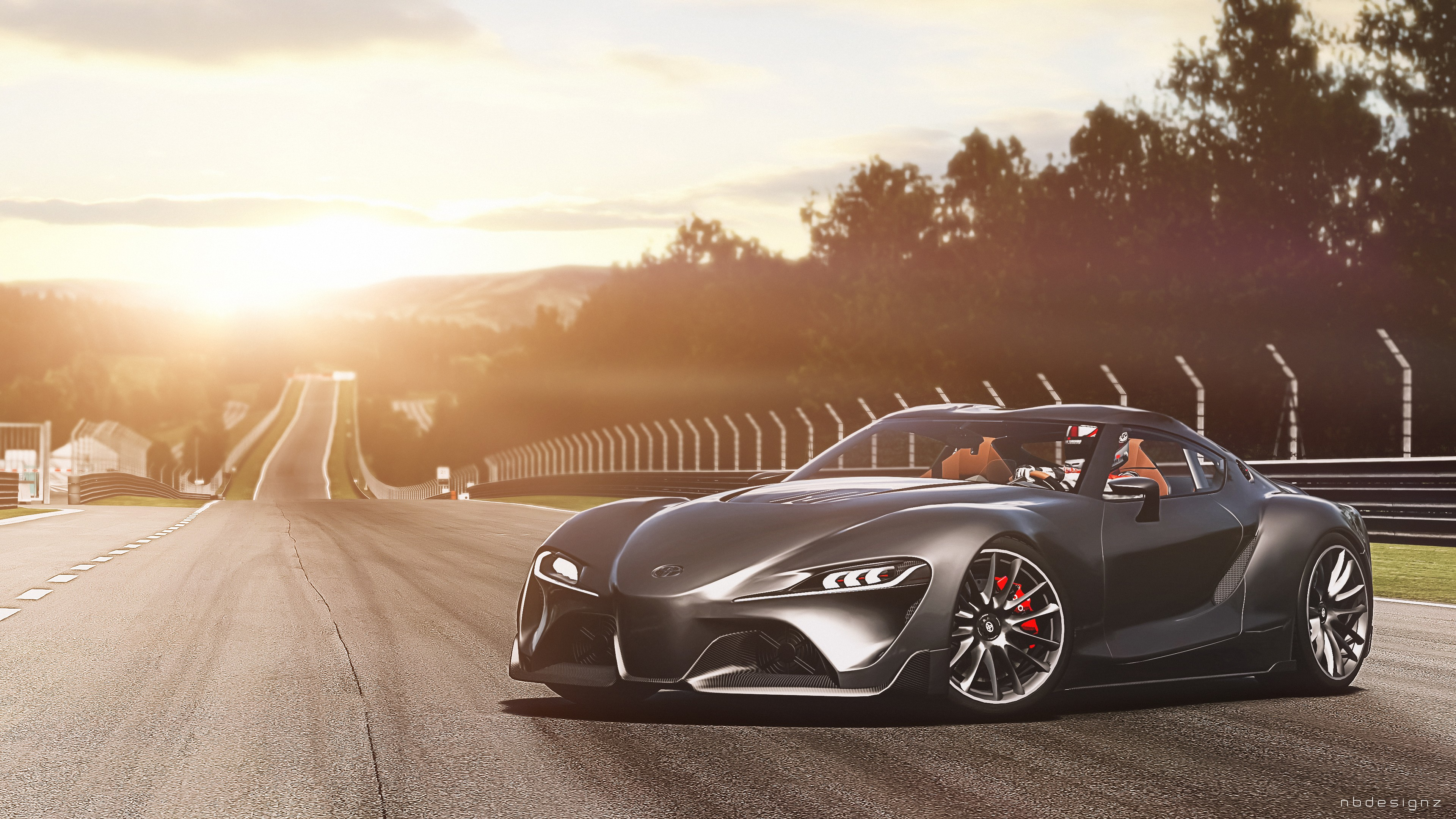 Wallpaper Toyota FT-1, hypercar, supercar, Cars & Bikes #11117