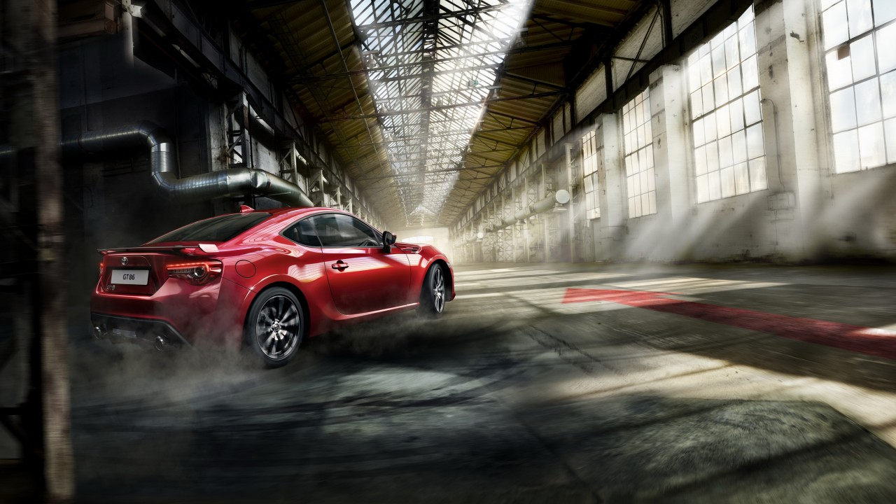 Wallpaper Toyota Gt 86  Sport Cars  Red  Coupe  Cars
