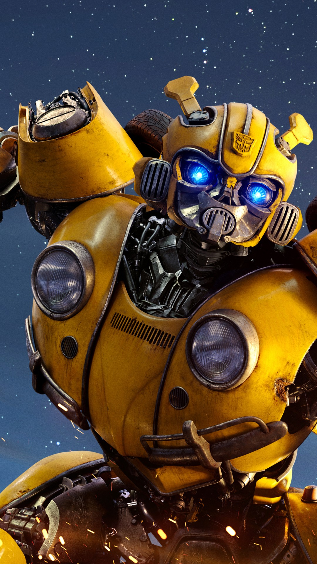 Wallpaper Transformers: Bumblebee, poster, 4K, Movies #20945