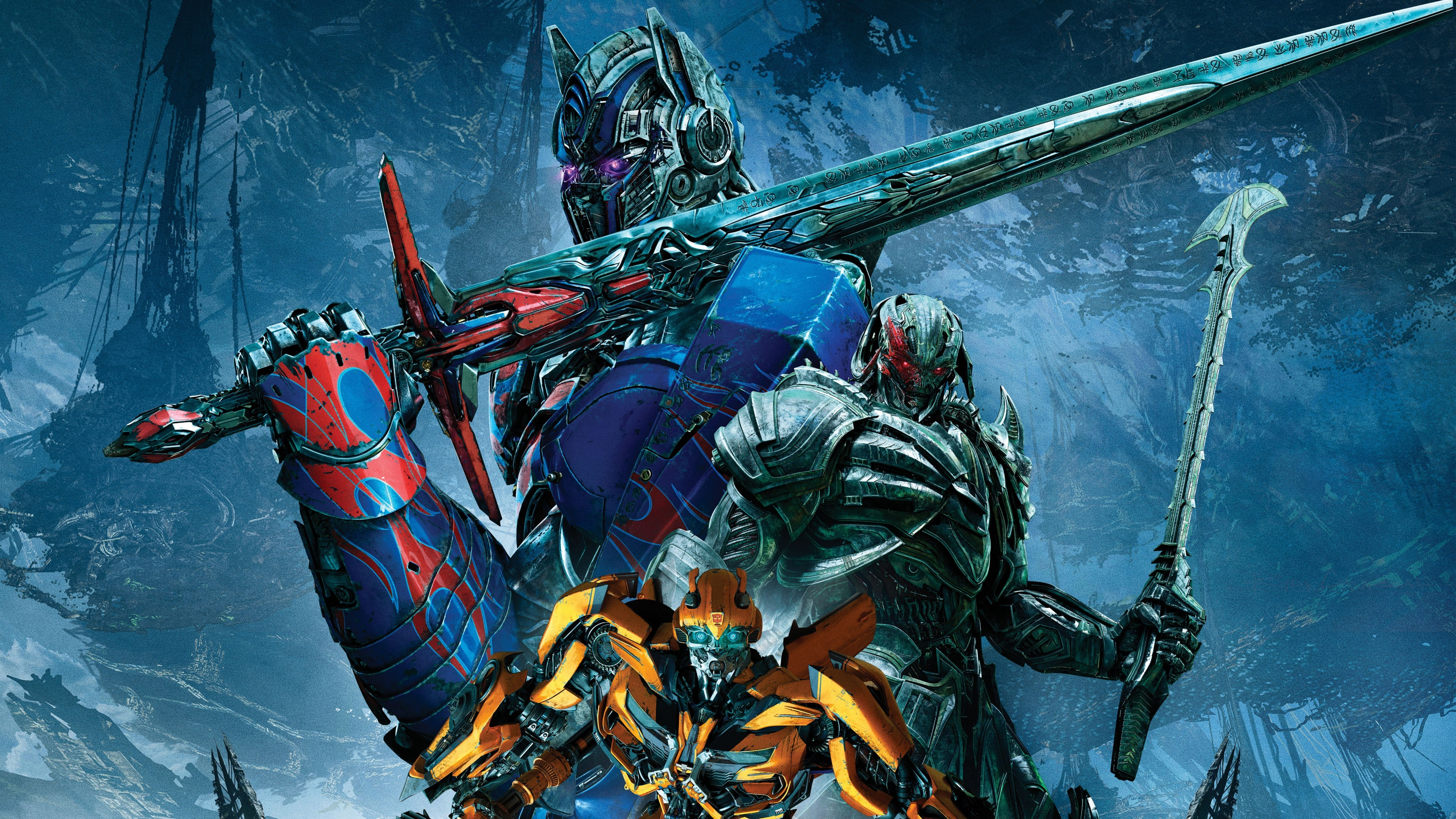 Imagenes De Transformers: Wallpaper Transformers: The Last Knight, Transformers 5