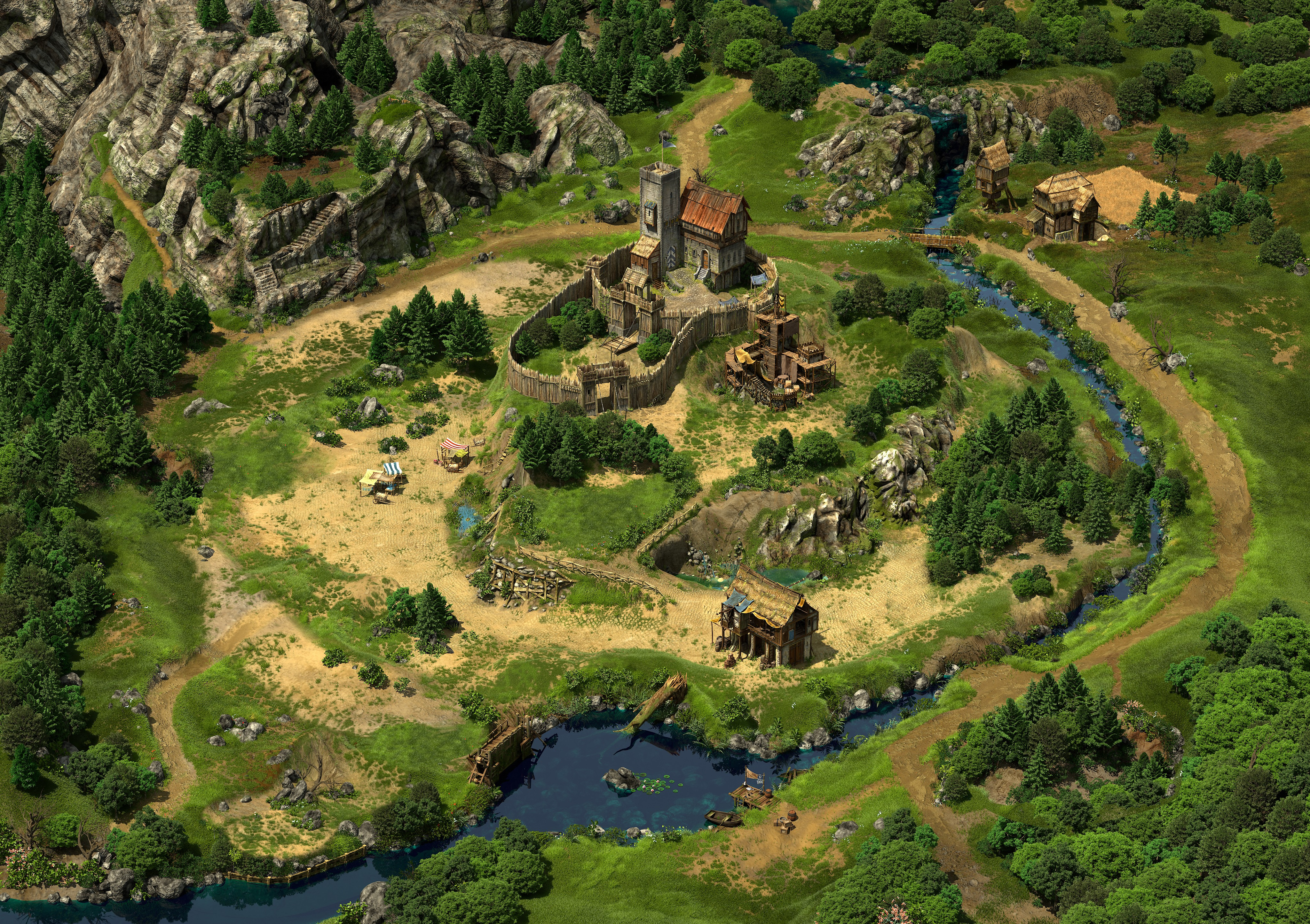 Wallpaper tribal wars 2 best games 2015 game mmo pc for Wallpaper home 2015