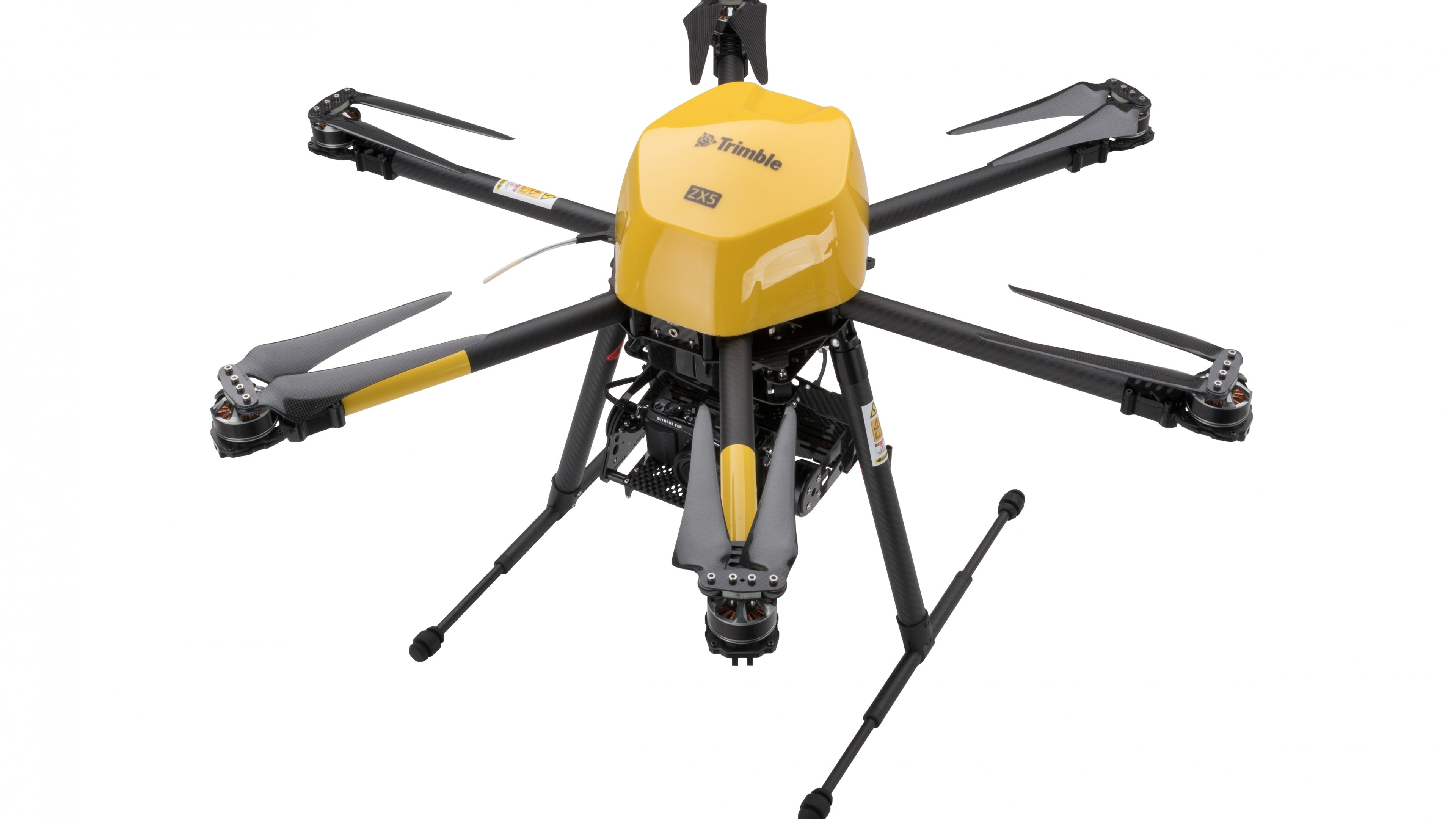 Wallpaper Trimble Zx5 Multicopter Hi Tech 7793