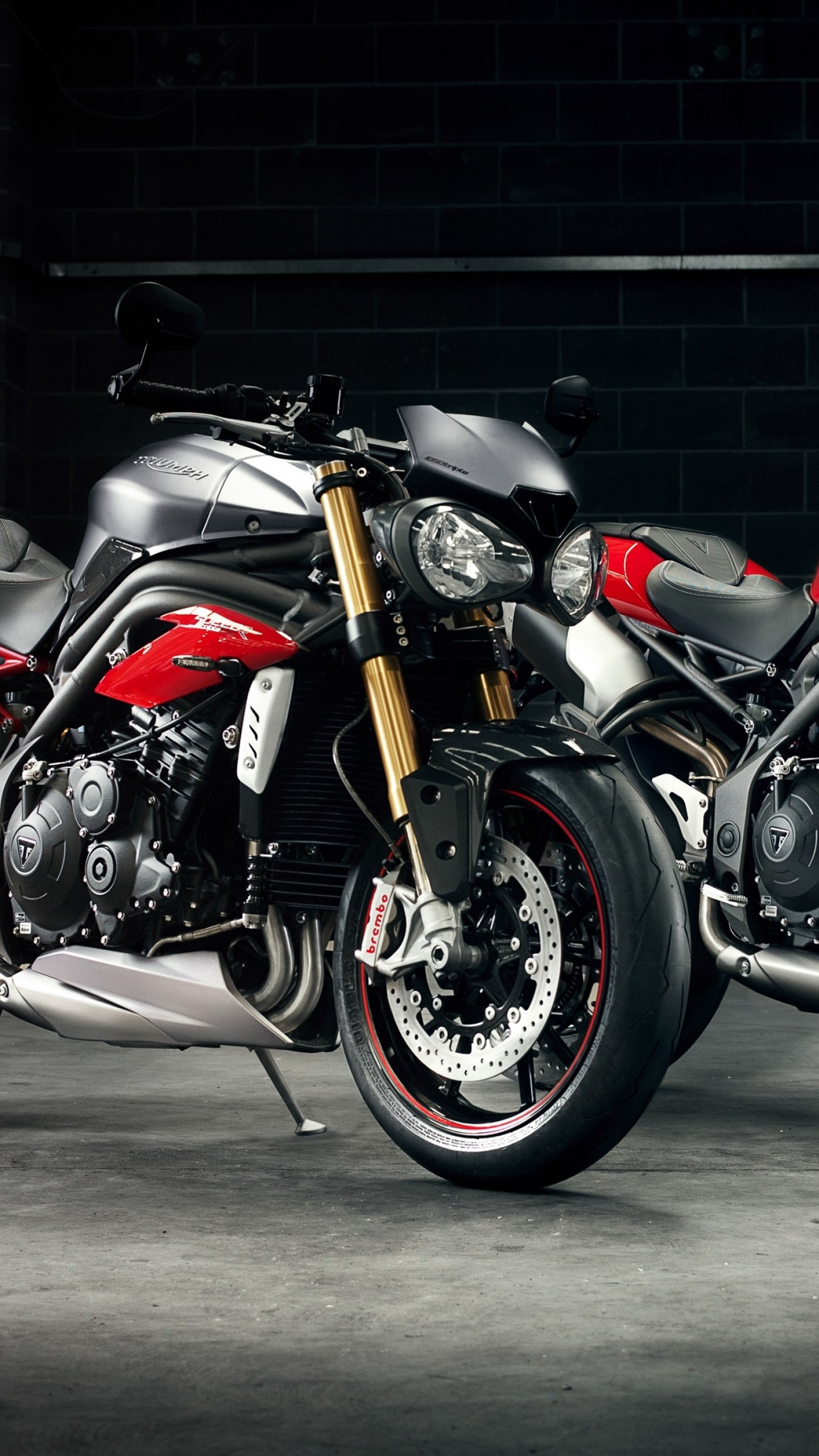 Wallpaper Triumph Speed Triple R, motorcycle, Cars & Bikes ...